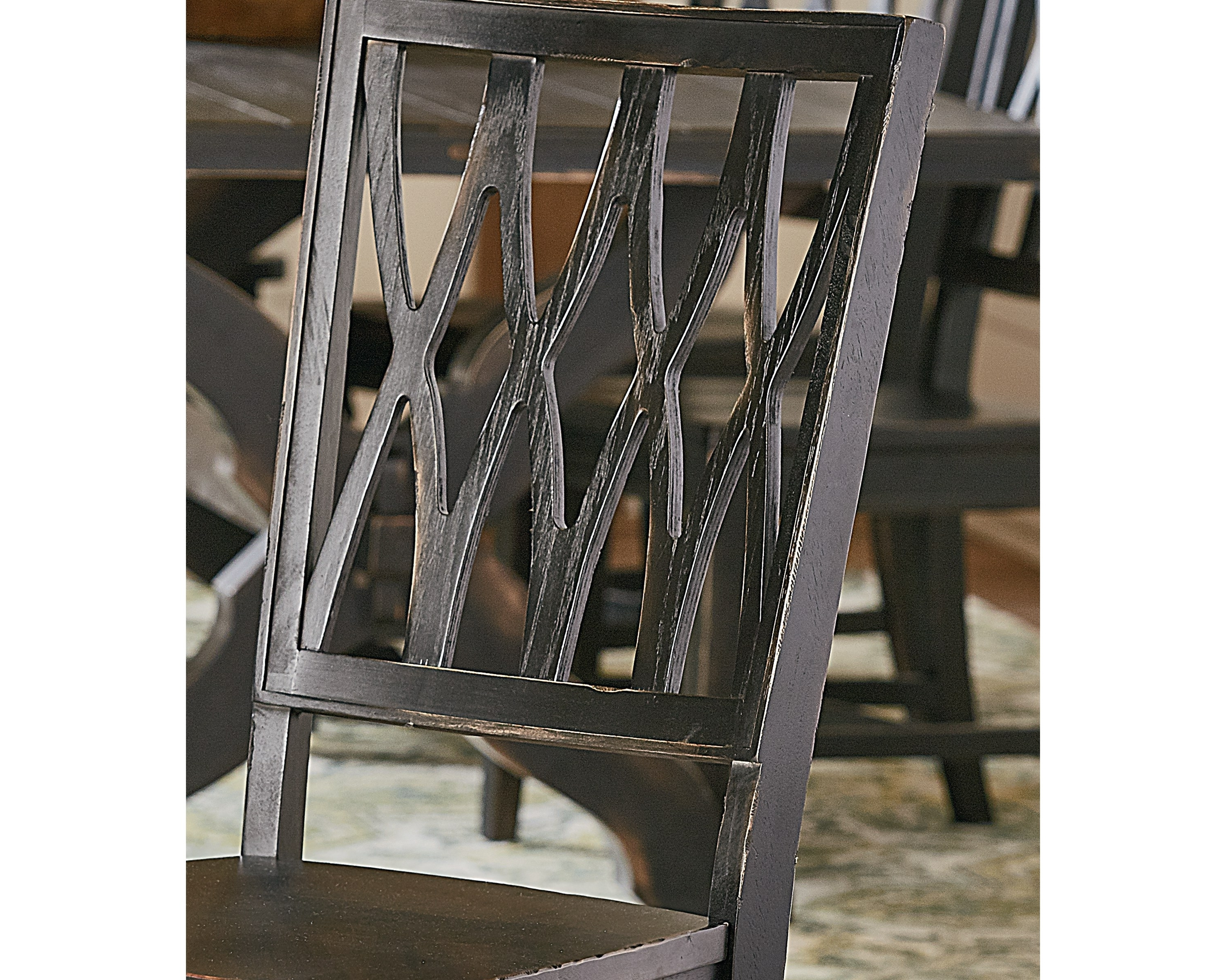 Magnolia Home Camden Side Chairs Regarding Most Recently Released Camden Side Chair – Magnolia Home (View 8 of 20)