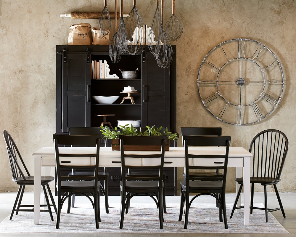 Magnolia Home Dining – Sigman Mills Furniture Throughout Widely Used Magnolia Home Harper Chimney Side Chairs (View 2 of 20)