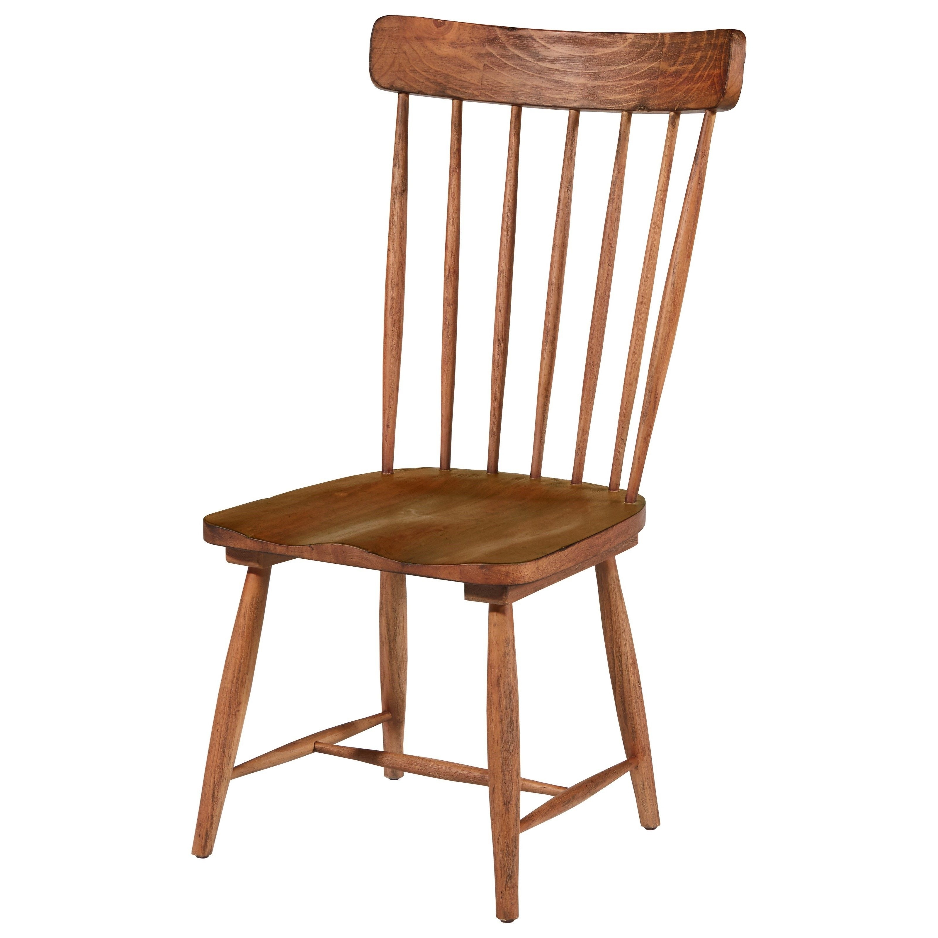 Magnolia Home Hamilton Saddle Side Chairs Within 2018 Farmhouse Spindle Back Side Chairmagnolia Homejoanna Gaines (View 5 of 20)