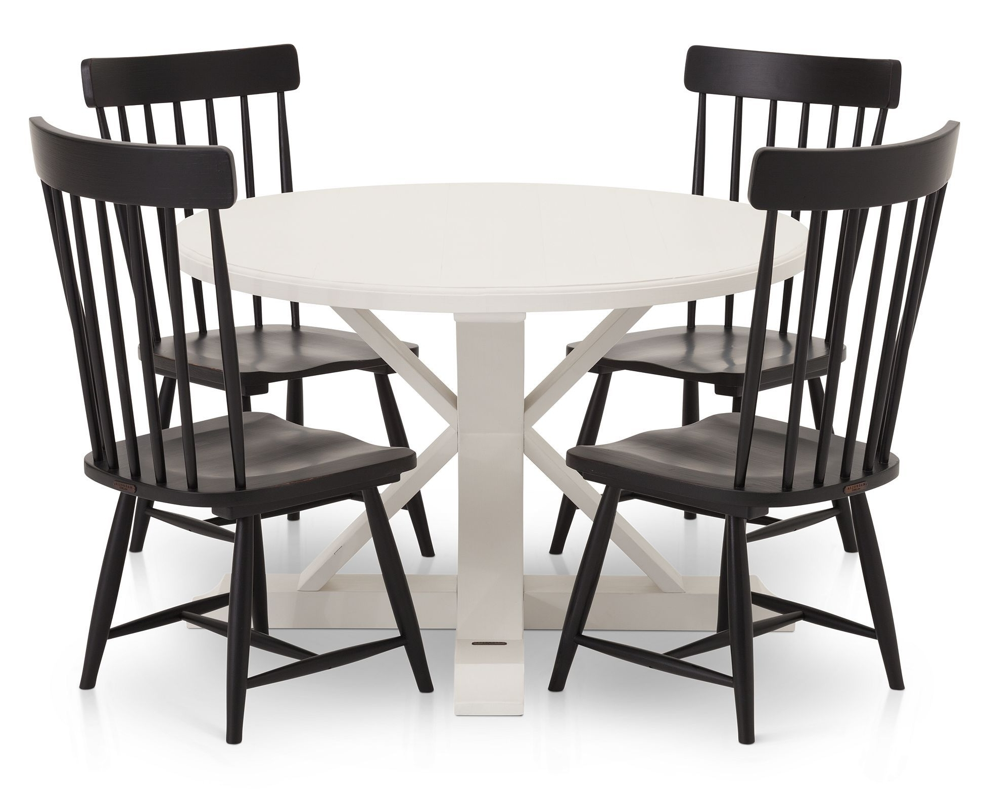 Magnolia Home Harper Patina Side Chairs Regarding Favorite Magnolia Home Childers 5 Pc (View 14 of 20)