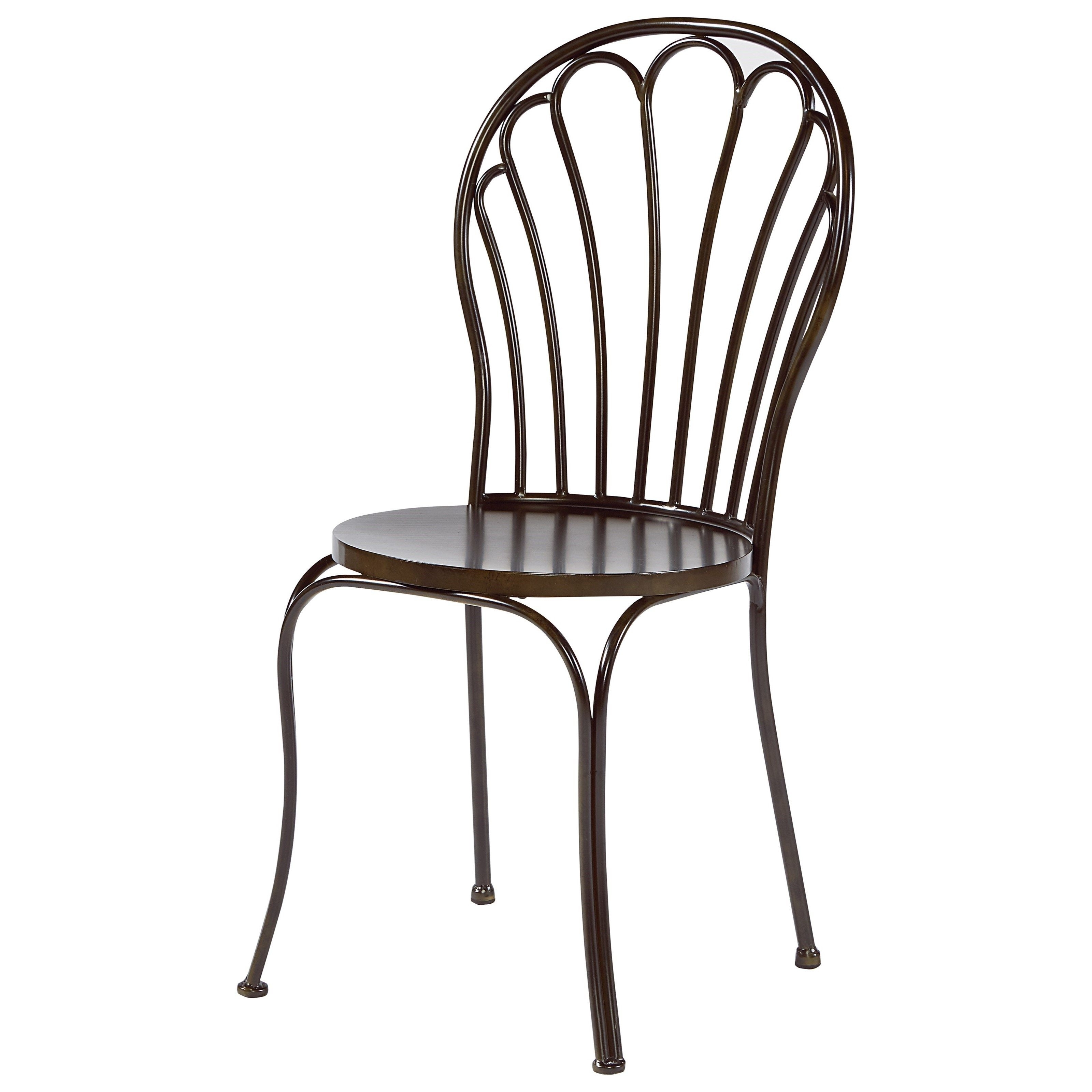 Magnolia Home Kempton Bench Side Chairs Regarding Trendy Primitive Metal Peacock Chairmagnolia Homejoanna Gaines At (View 8 of 20)