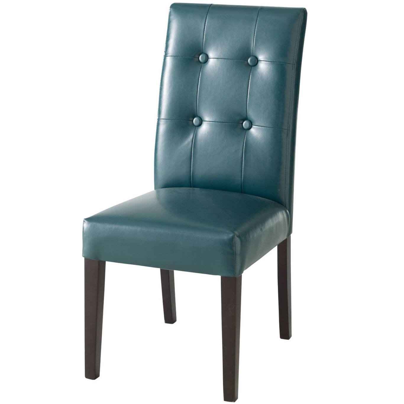 Mallard Side Chairs With Cushion With Well Known Teal Dining Chairs (View 16 of 20)