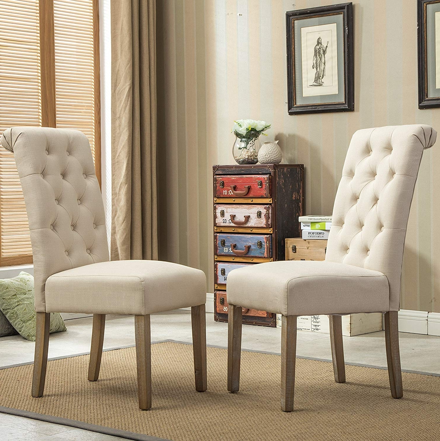 Market Side Chairs Pertaining To Famous Kitchen & Dining Room Chairs (View 19 of 20)