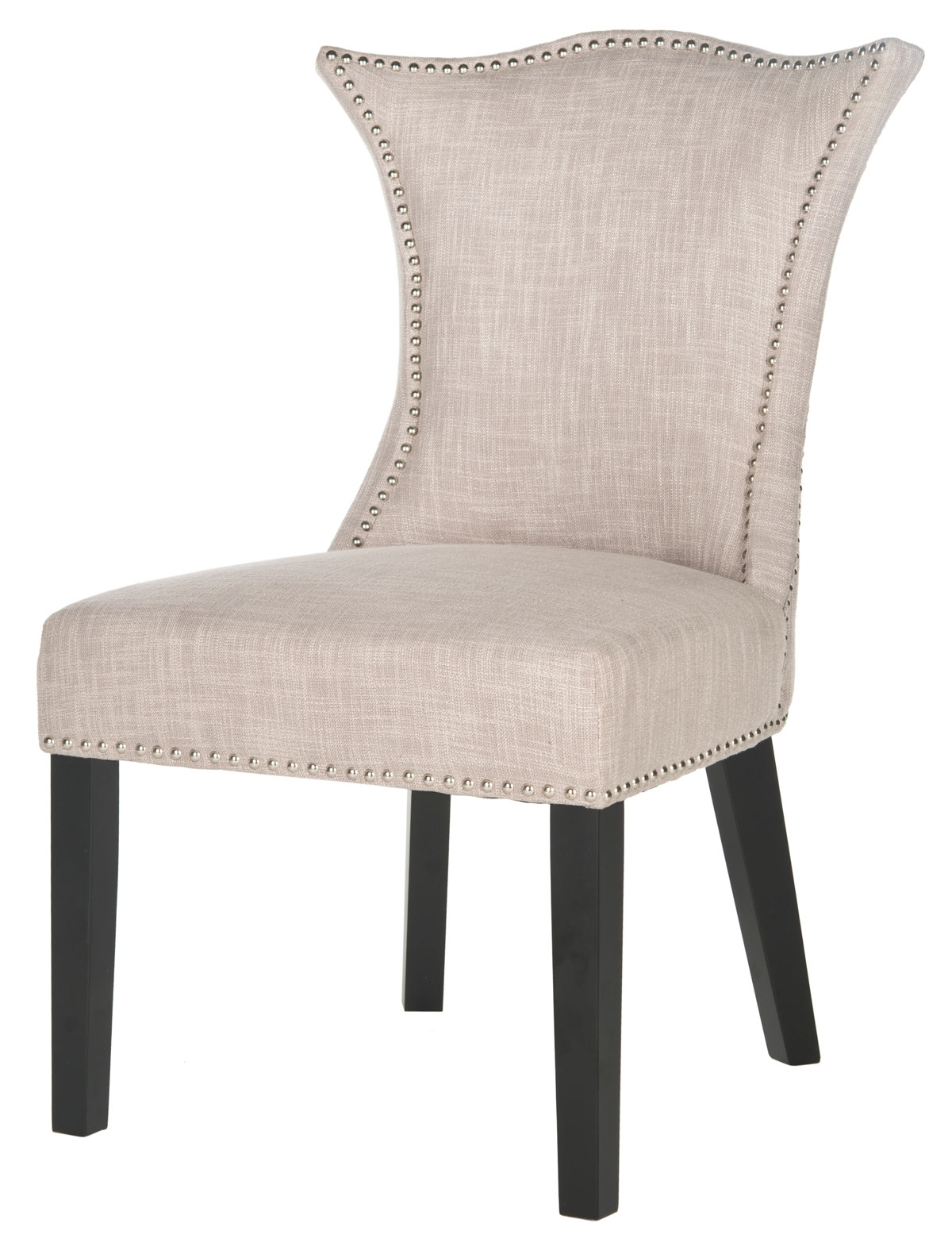 Mcr4717A Set2 Dining Chairs – Furnituresafavieh Regarding Newest Caira Black Upholstered Diamond Back Side Chairs (View 12 of 20)