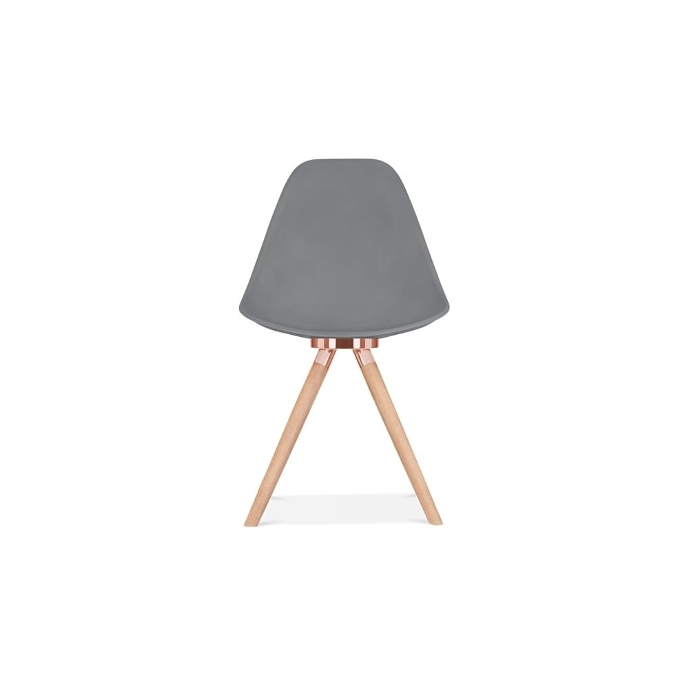Moda Grey Side Chairs With Regard To Well Known Moda Dining Chair Cd2 – Grey (View 4 of 20)