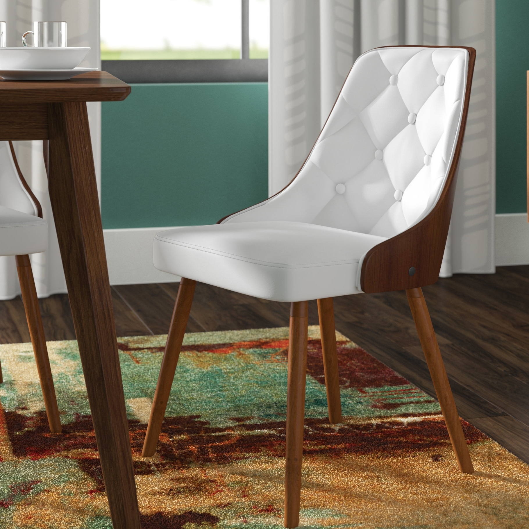 Most Current Alexa Black Side Chairs Throughout Langley Street Alexa Dining Chair & Reviews (View 14 of 20)