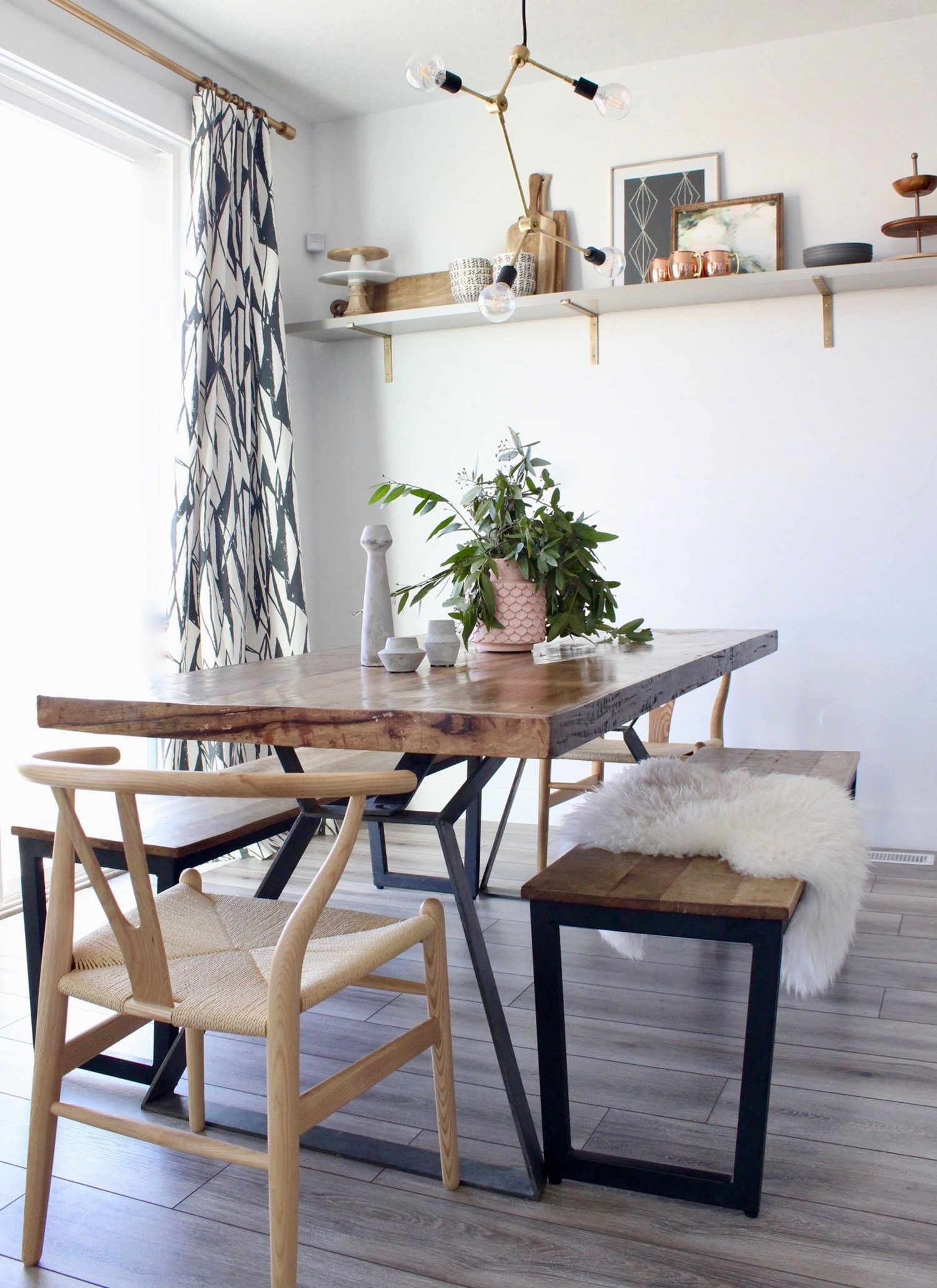 Most Current Dining Table With Different Chairs (View 16 of 20)