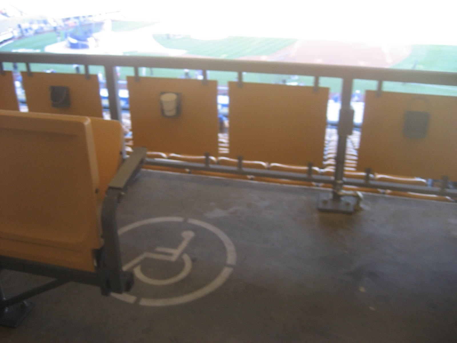 Most Current Los Angeles Dodgers Seating Guide – Dodger Stadium – Rateyourseats Regarding Dodger Side Chairs (View 15 of 20)