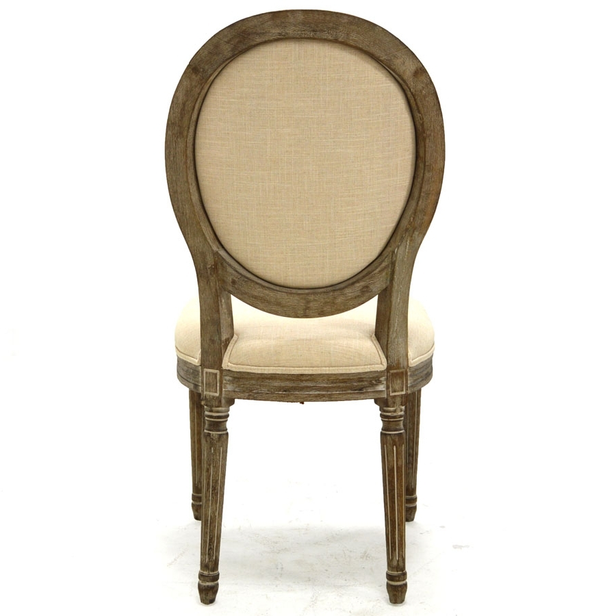 Most Current Perla Dining Side Chair, Natural Flax – Home Source Furniture Within Perla Side Chairs (View 8 of 20)
