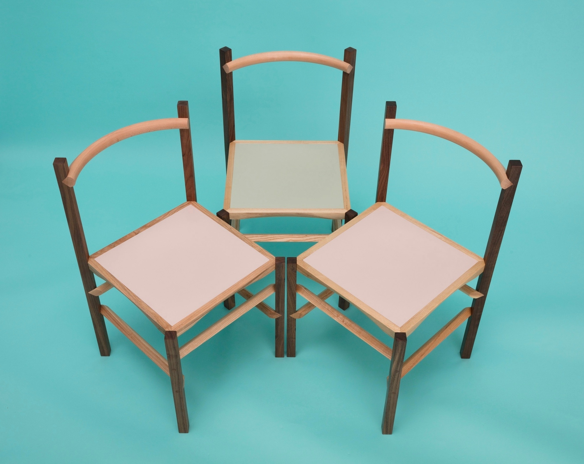 Most Popular Laurent Host Arm Chairs In Round & Square Collectionmartino Gamper (View 5 of 20)