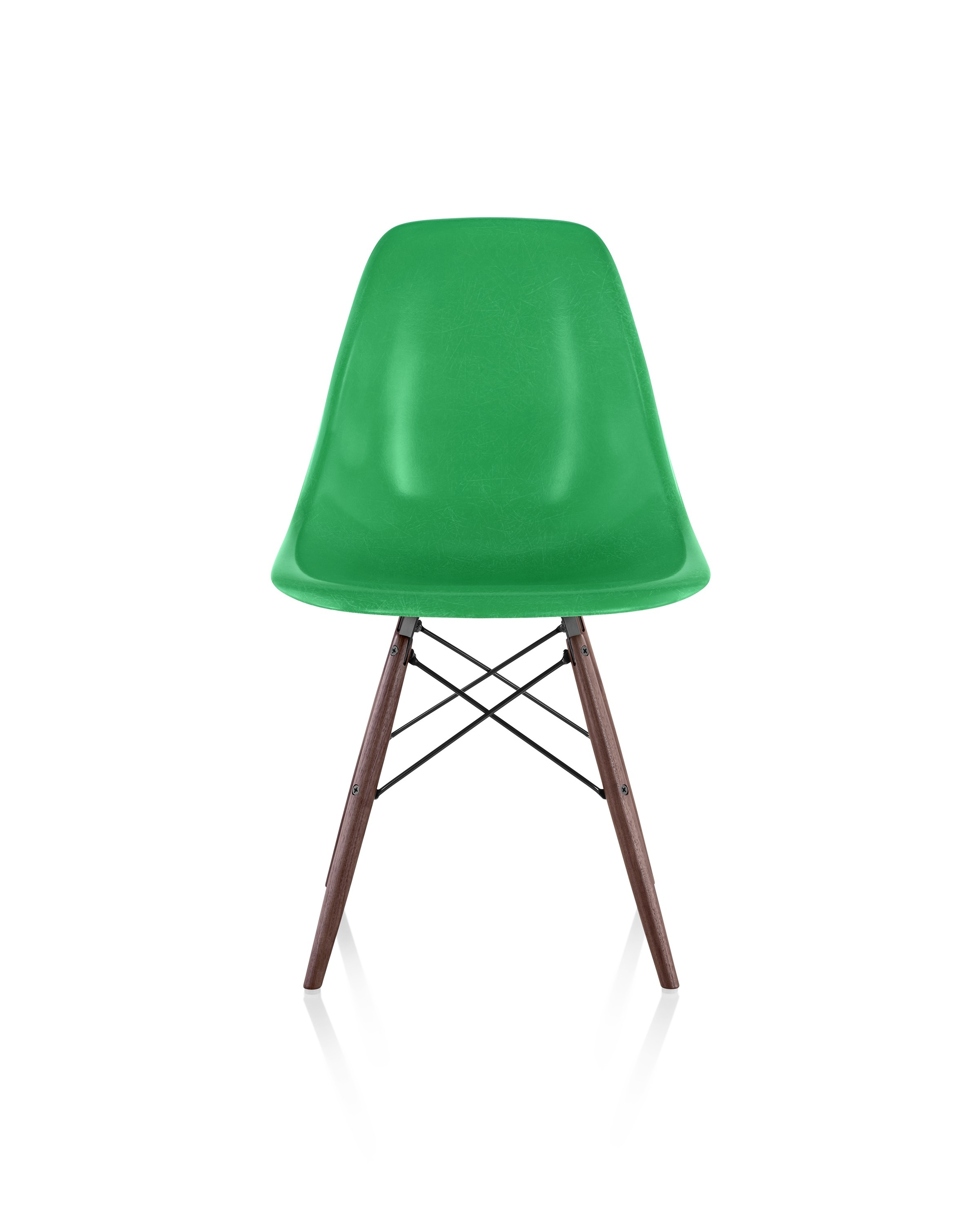 Most Popular Market Host Chairs For Eames Molded Fiberglass Dowel Base Side Chair – Seating – Furniture (View 12 of 20)