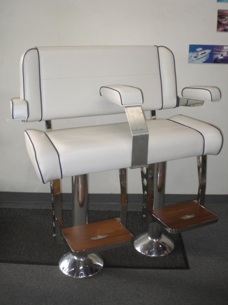 Most Popular Sea Furniture Sea Marine Hardware – Double Wide Helm Chairs Intended For Helms Side Chairs (View 11 of 20)