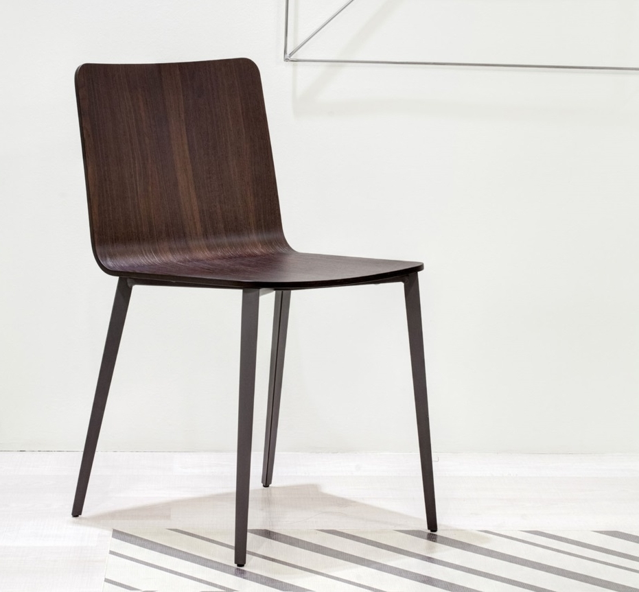 Most Recent Bontempi Kate Dining Chair With Metal Legs (View 8 of 20)