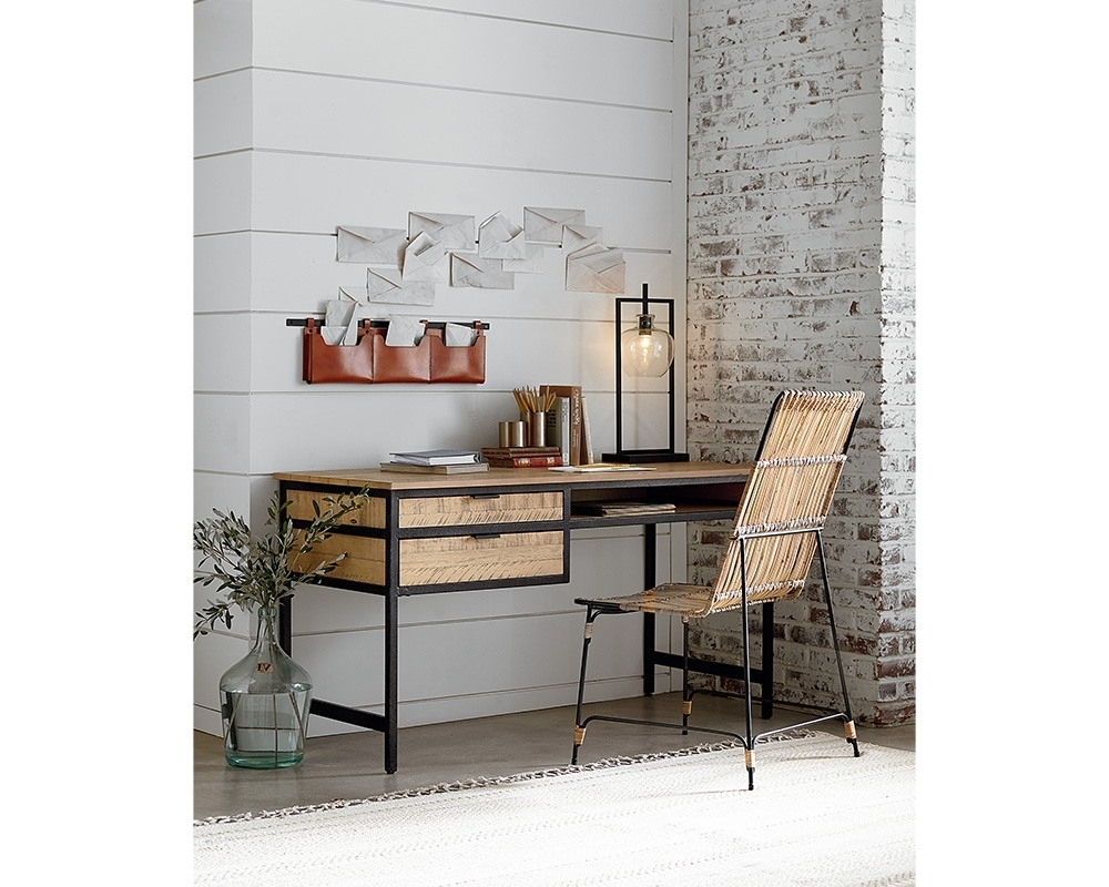 Most Recent Magnolia Home Entwine Rattan Side Chairs For Grid + Entwine Rattan – Magnolia Home (View 14 of 20)