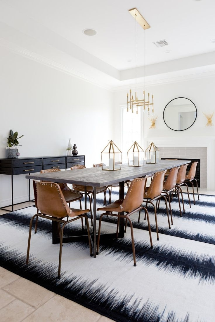 Most Recently Released 60 Best Luxe Industrial Dining Tables Images On Pinterest (View 11 of 20)