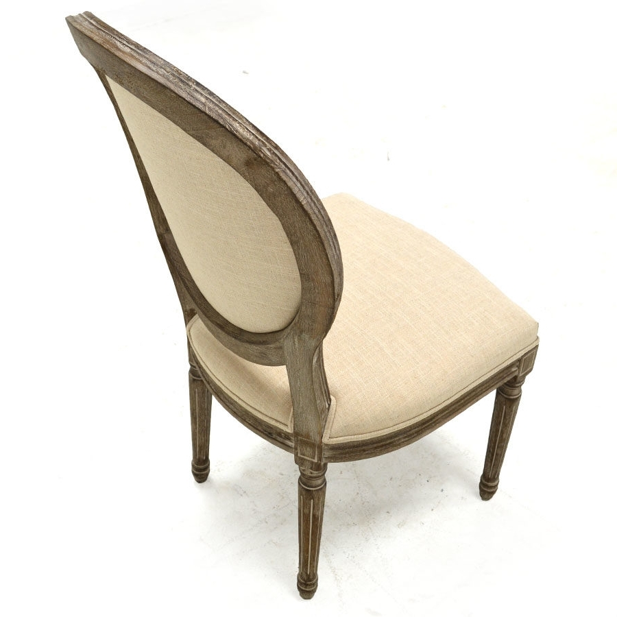 Most Recently Released Perla Dining Side Chair, Natural Flax – Home Source Furniture With Perla Side Chairs (View 7 of 20)
