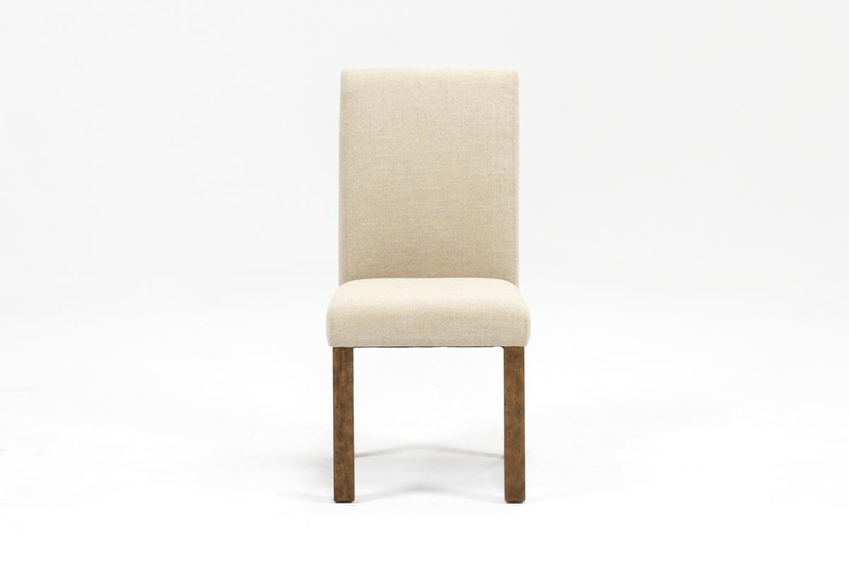 Featured Photo of Chandler Fabric Side Chairs
