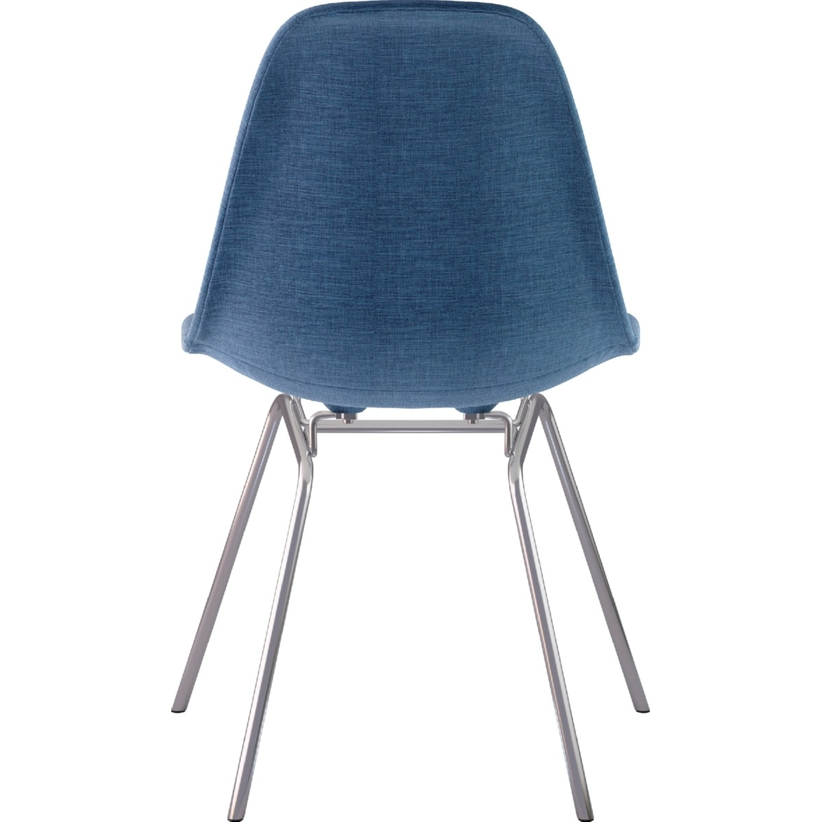 Most Up To Date Dodger Side Chairs Regarding Nyekoncept 331006Cl1 Mid Century Classroom Side Chair In Dodger Blue (View 12 of 20)