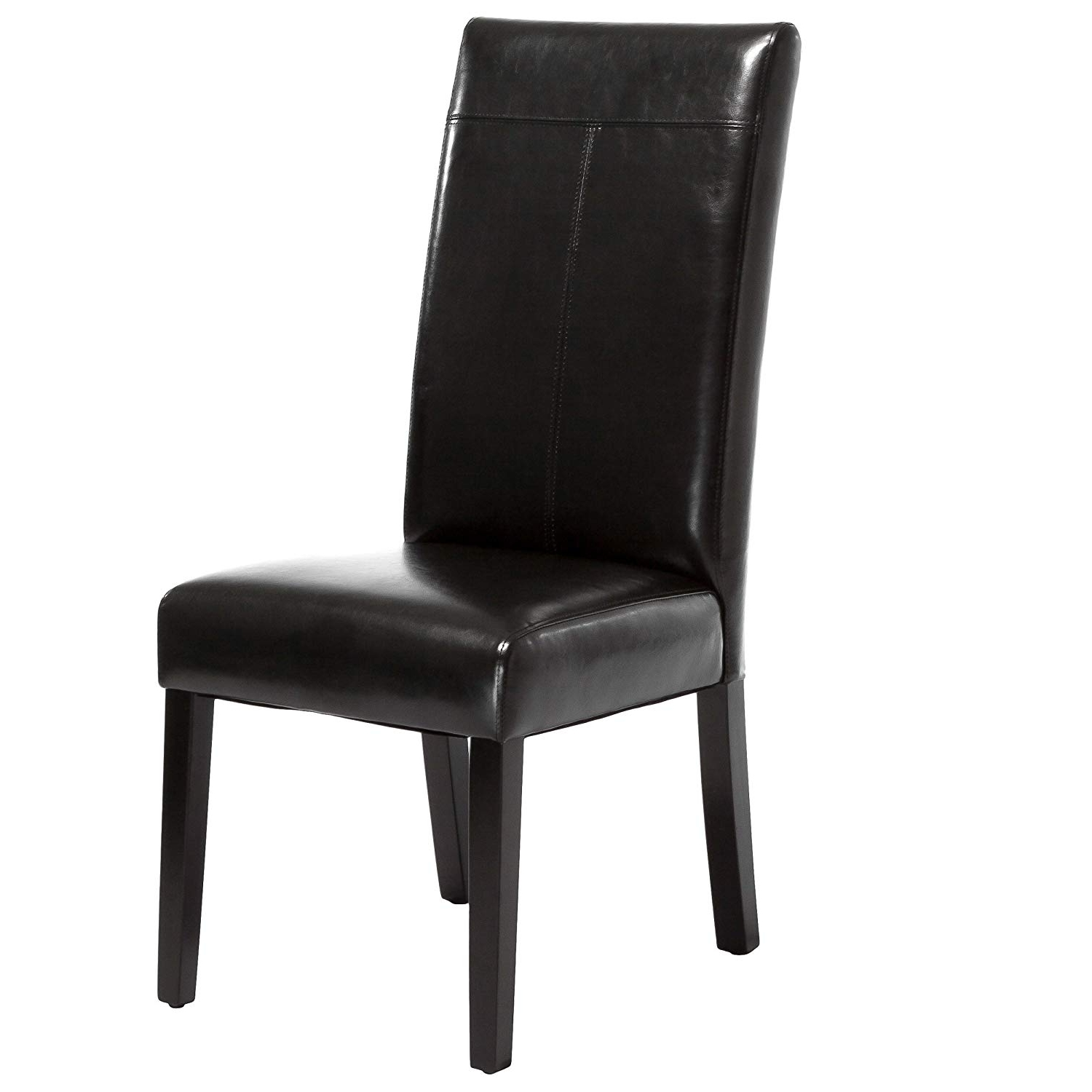 Nautical Silver Side Chairs In Well Liked Amazon – Christopher Knight Home 217146 Black Dining Chair (set (View 20 of 20)