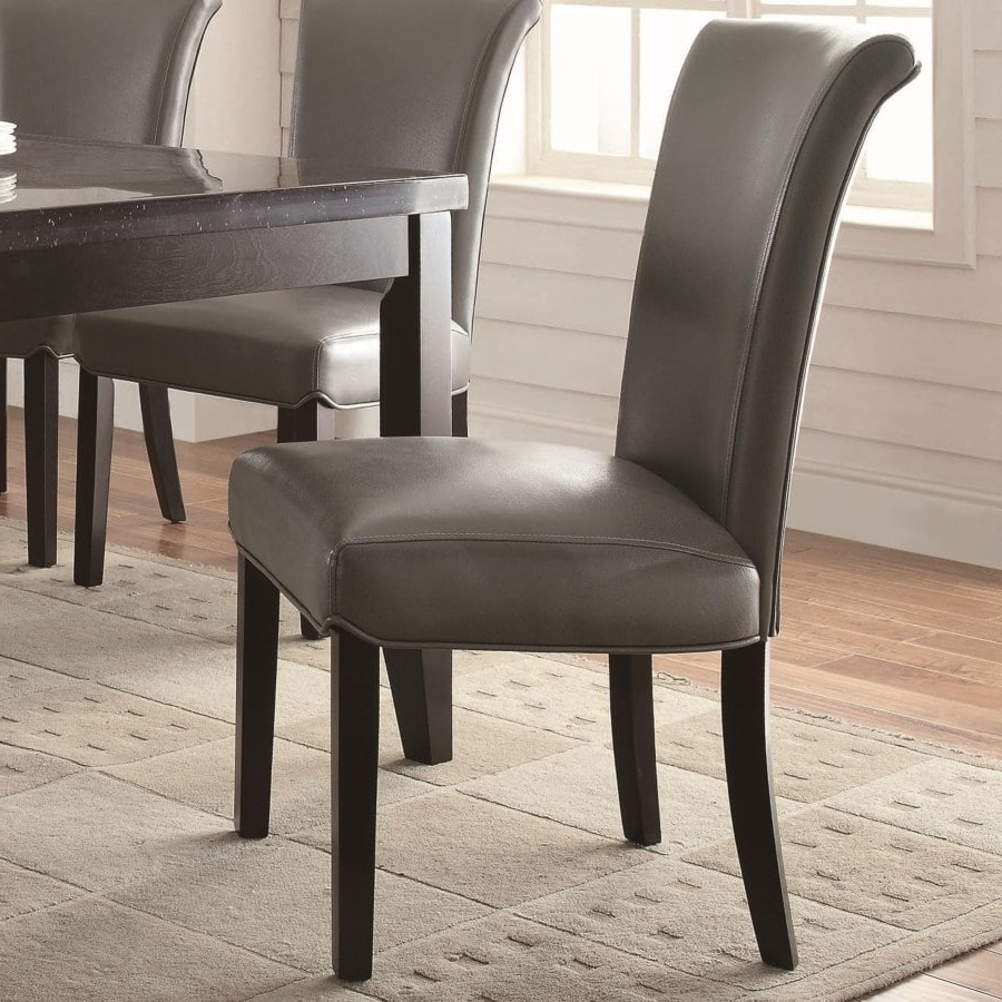 Newbridge Upholstered Metal Side Chair – Omni Furniture Gallery With Regard To 2018 Omni Side Chairs (View 8 of 20)
