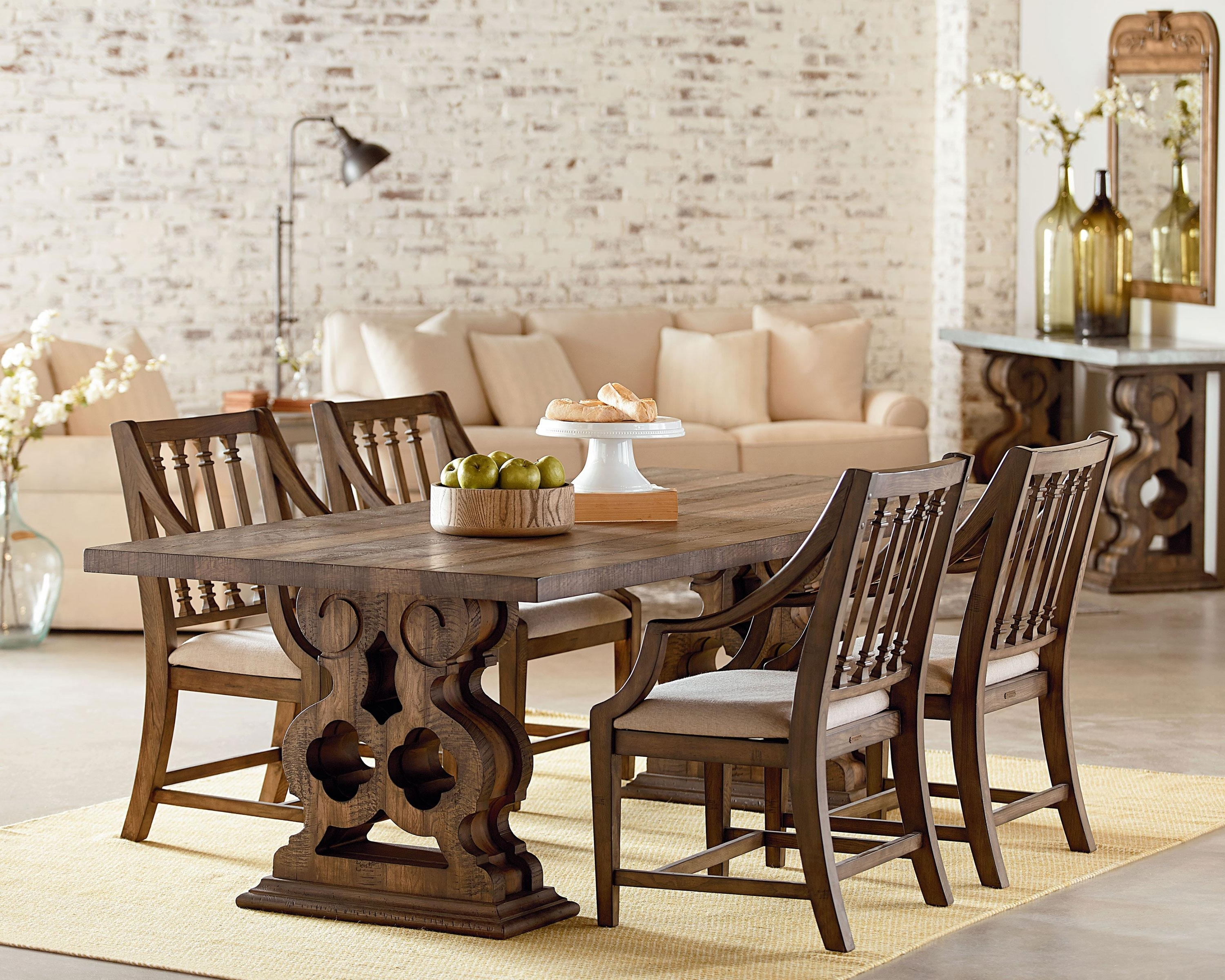 Newest Magnolia Home Revival Side Chairs For Double Pedestal + Revival – Magnolia Home (View 11 of 20)