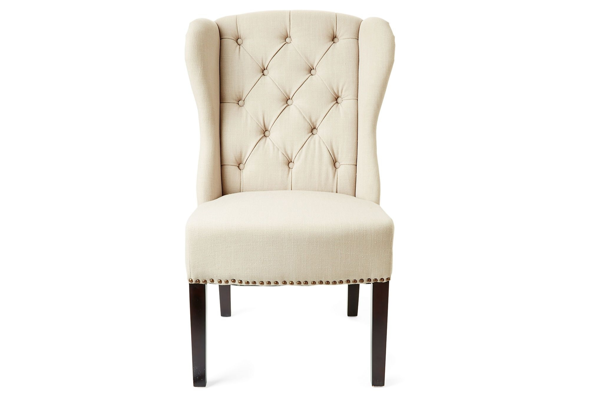 One Kings Lane – Francophile Style – Hayes Side Chair, Vanilla Throughout Latest Hayes Side Chairs (View 9 of 20)