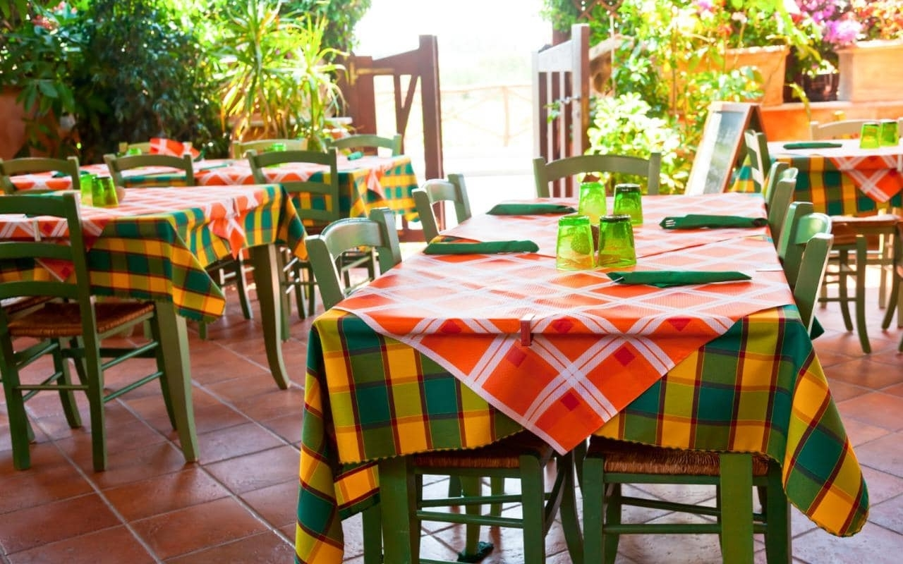 Osteria Emerald Side Chairs With Regard To Favorite Sardinia Restaurants (View 16 of 20)
