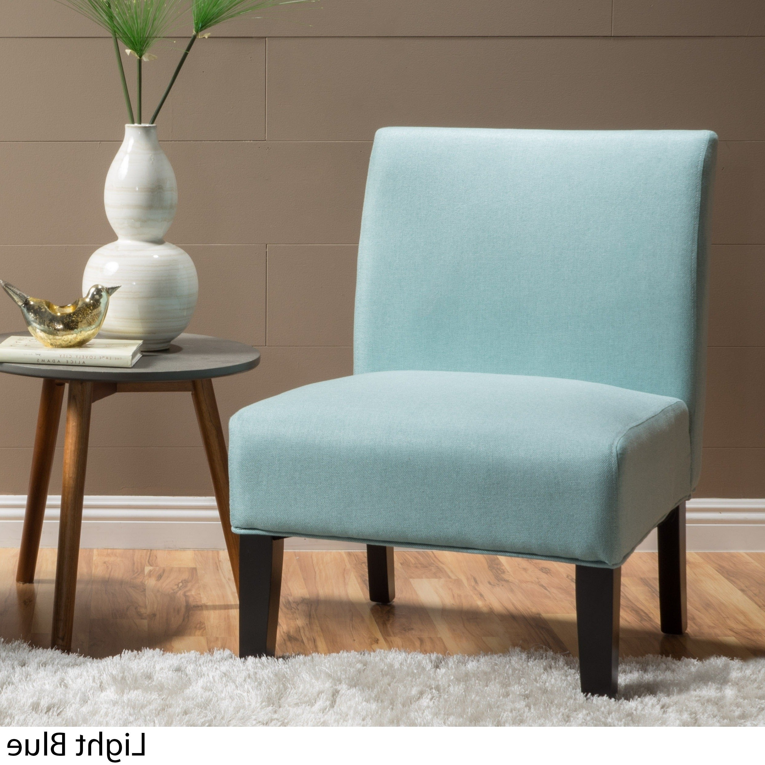 Our Best Living For 2018 Nautical Blue Side Chairs (Gallery 7 of 20)