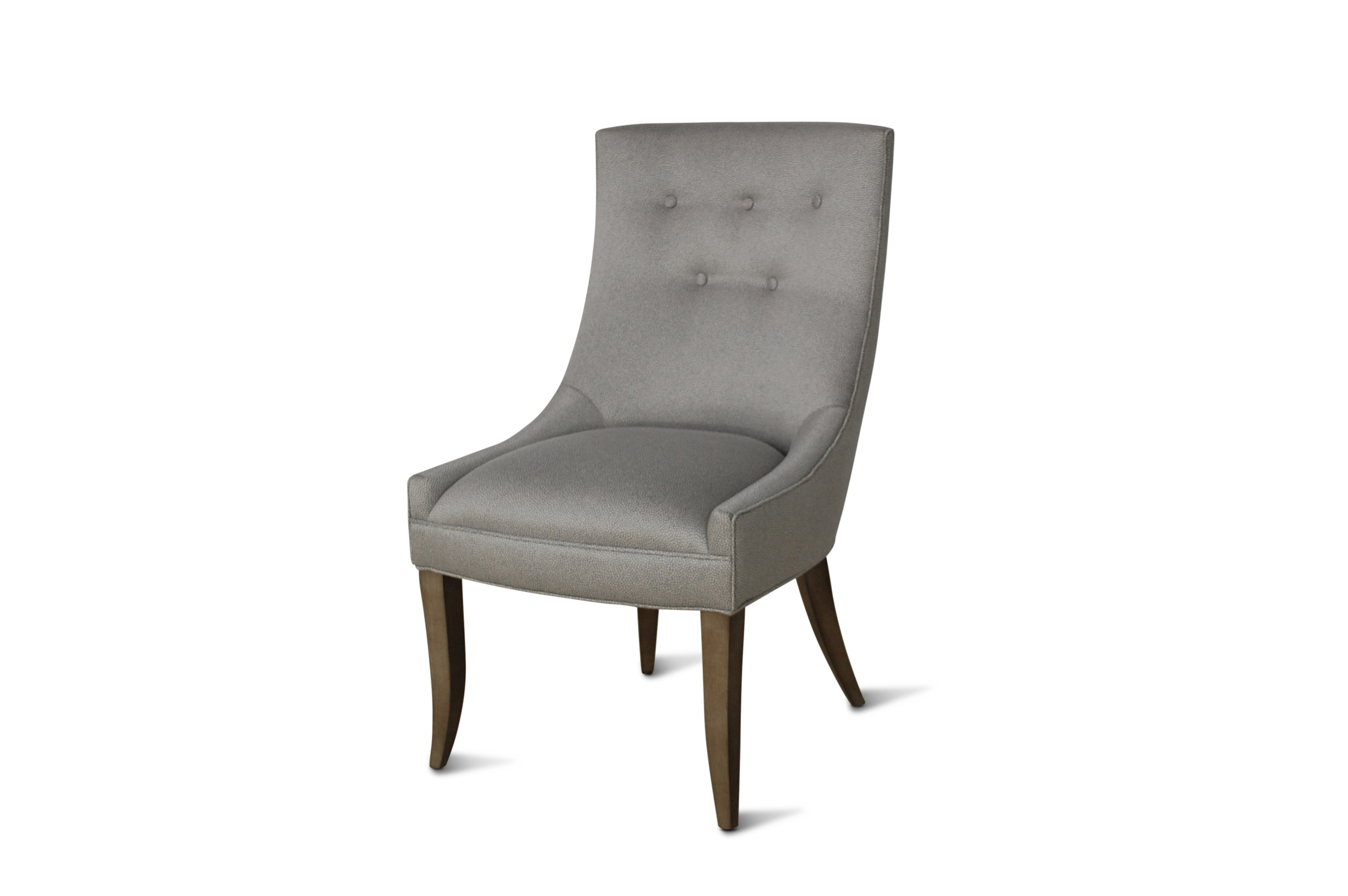 Pacific Furniture – Custom Furniture – Cole Dining Chair In Best And Newest Cole Ii White Side Chairs (View 2 of 20)