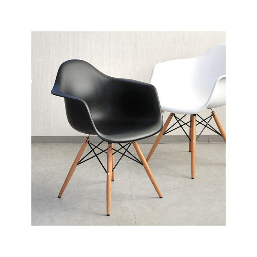 Paris Tower In Most Current Mod Ii Arm Chairs (View 4 of 20)