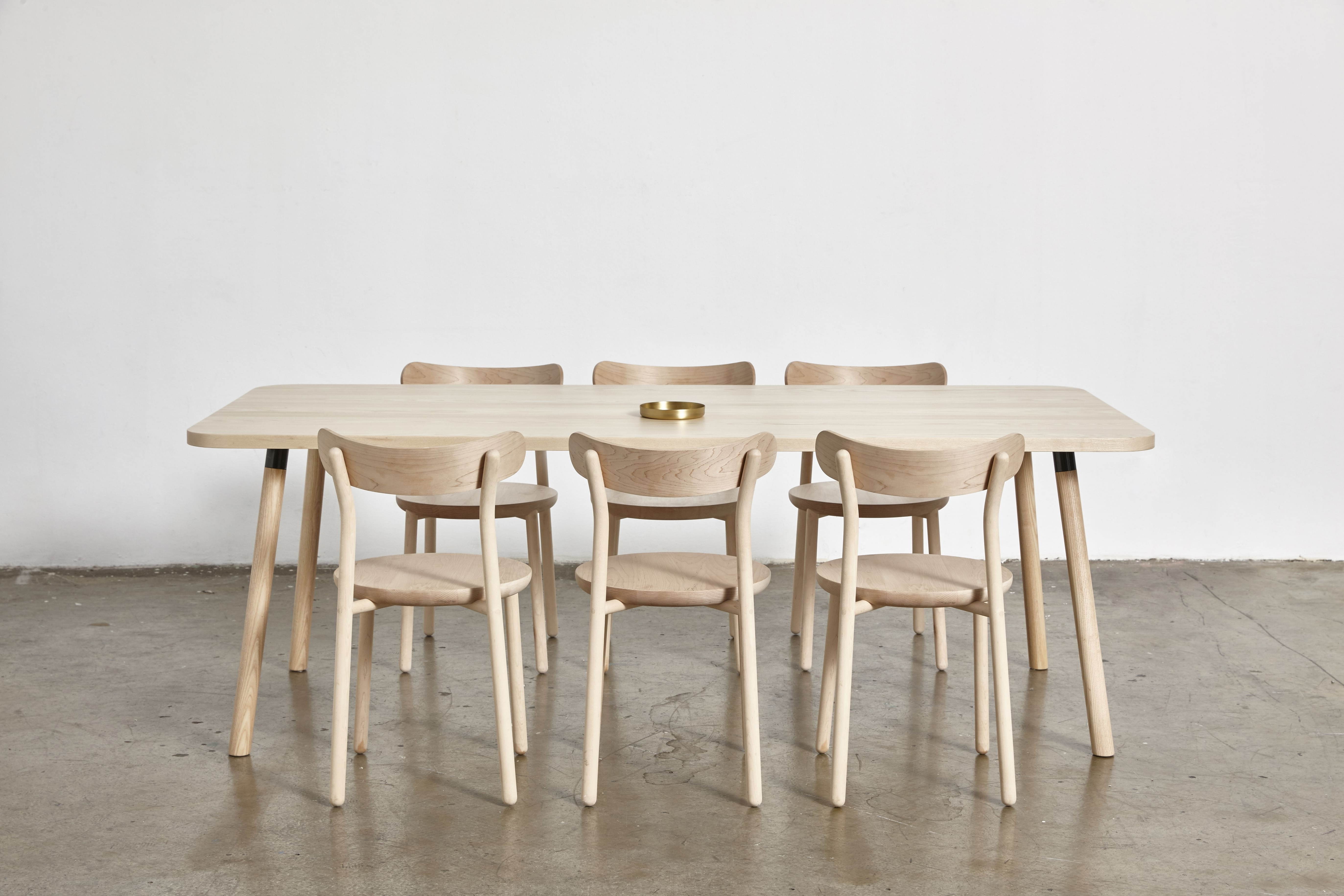 Partridge Side Chairs For Most Recently Released Partridge Round Table – Large (View 11 of 20)