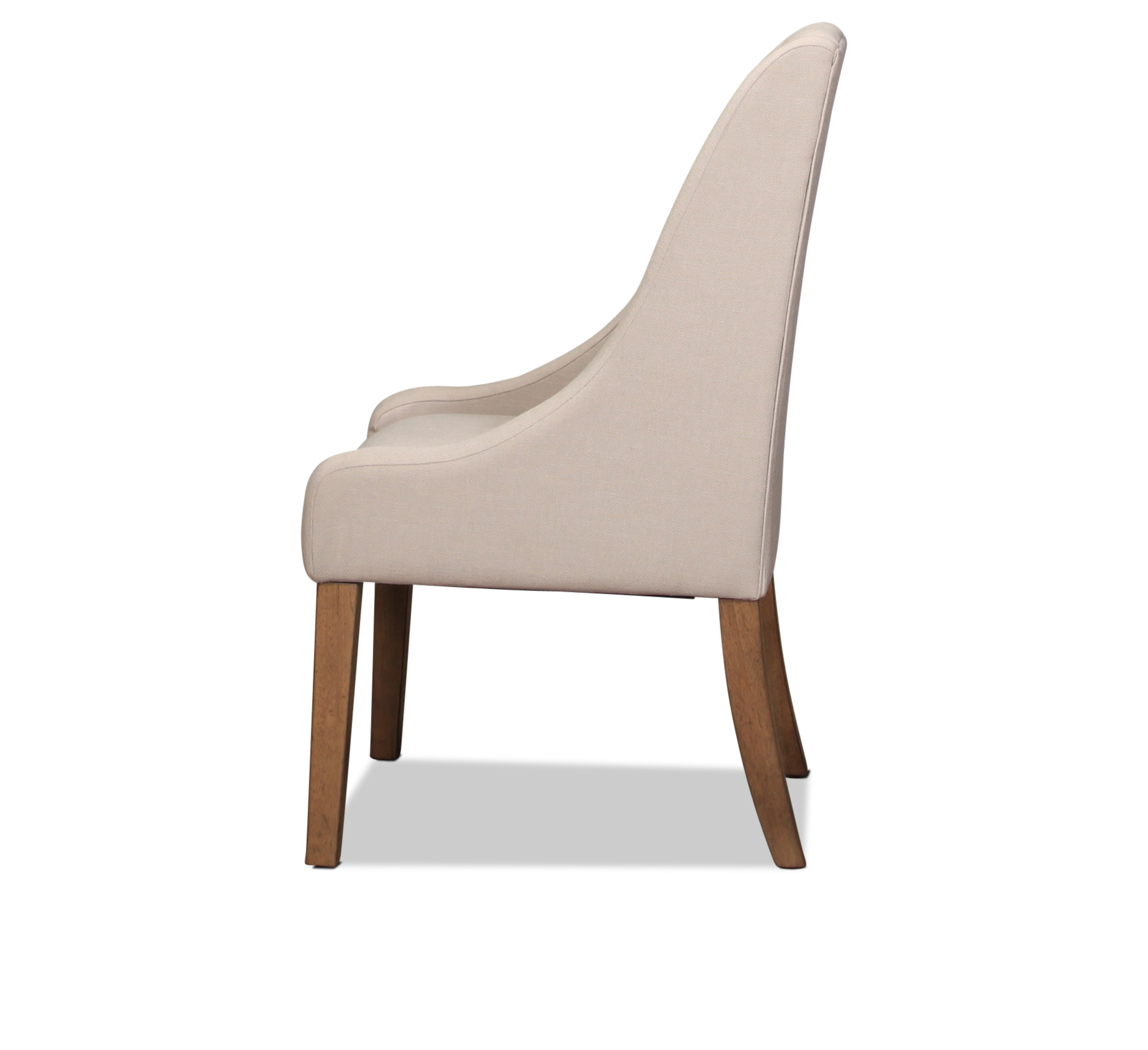 Pertaining To Popular Magnolia Home Demi Flannel Wing Side Chairs (View 4 of 20)