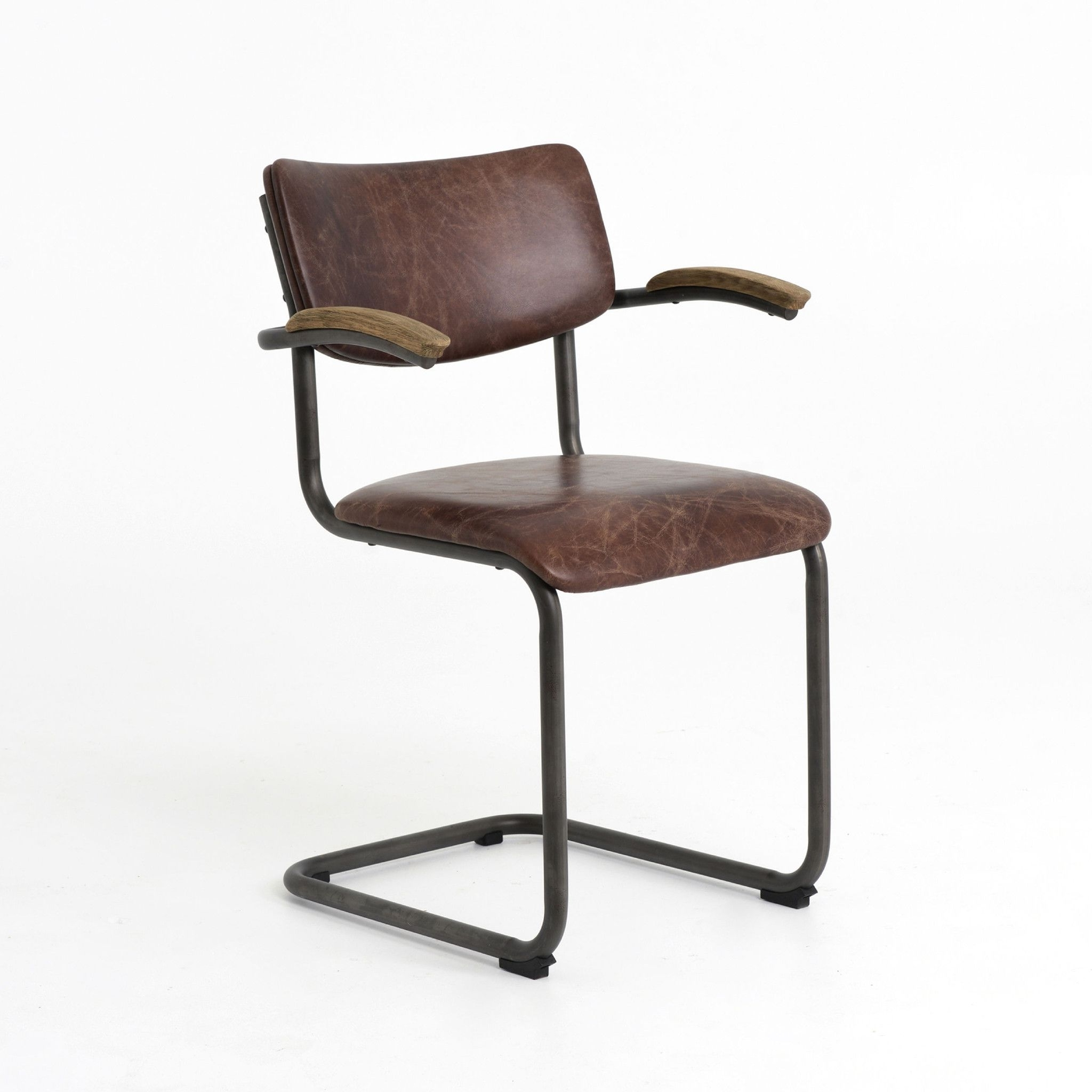 Popular Irondale Quinn Dining Chair Havana/waxed Black/drifted Oak Within Magnolia Home Emery Ivory Burlap Side Chairs (View 8 of 20)