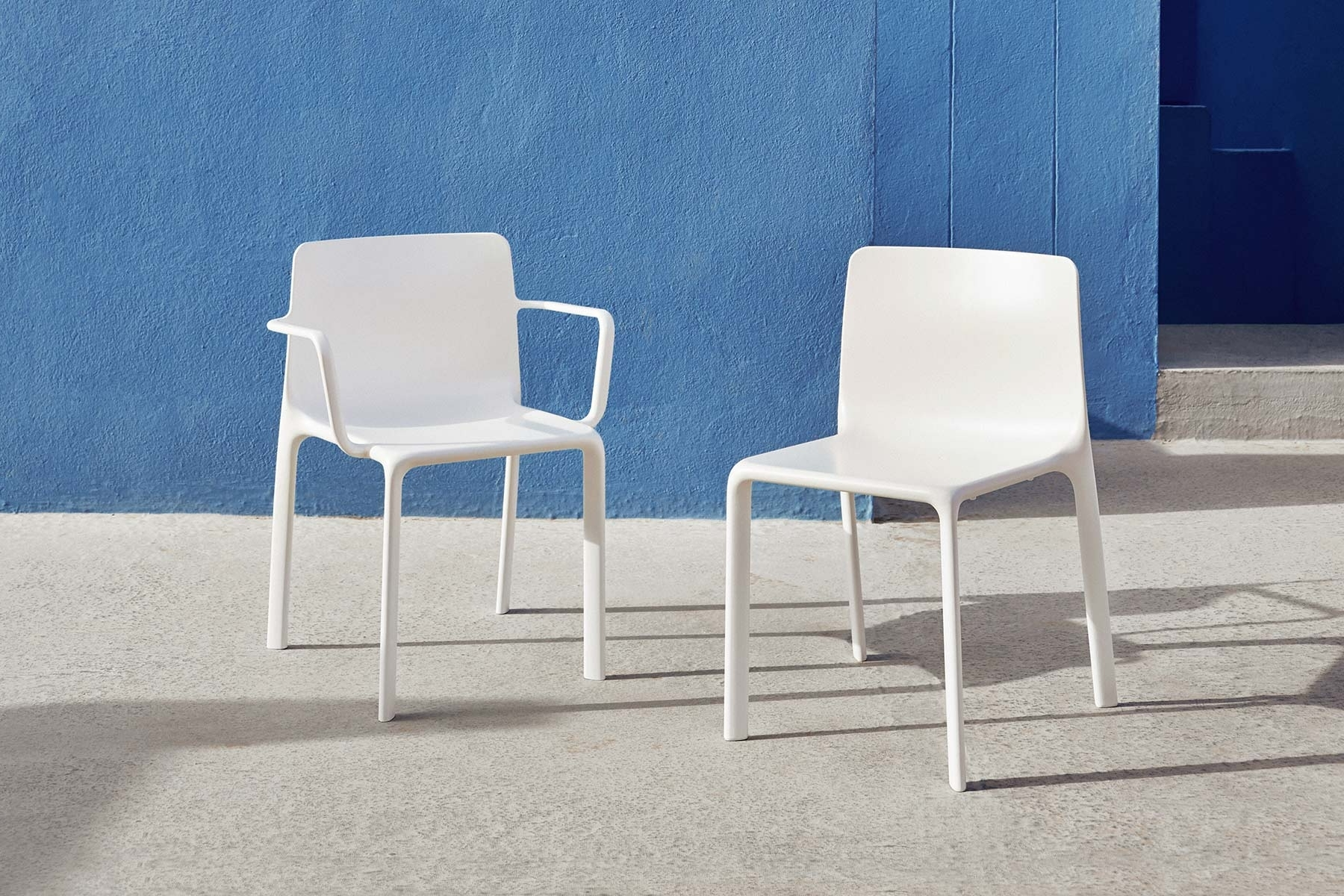 Popular Kes – Vondom With Regard To Dom Side Chairs (View 19 of 20)