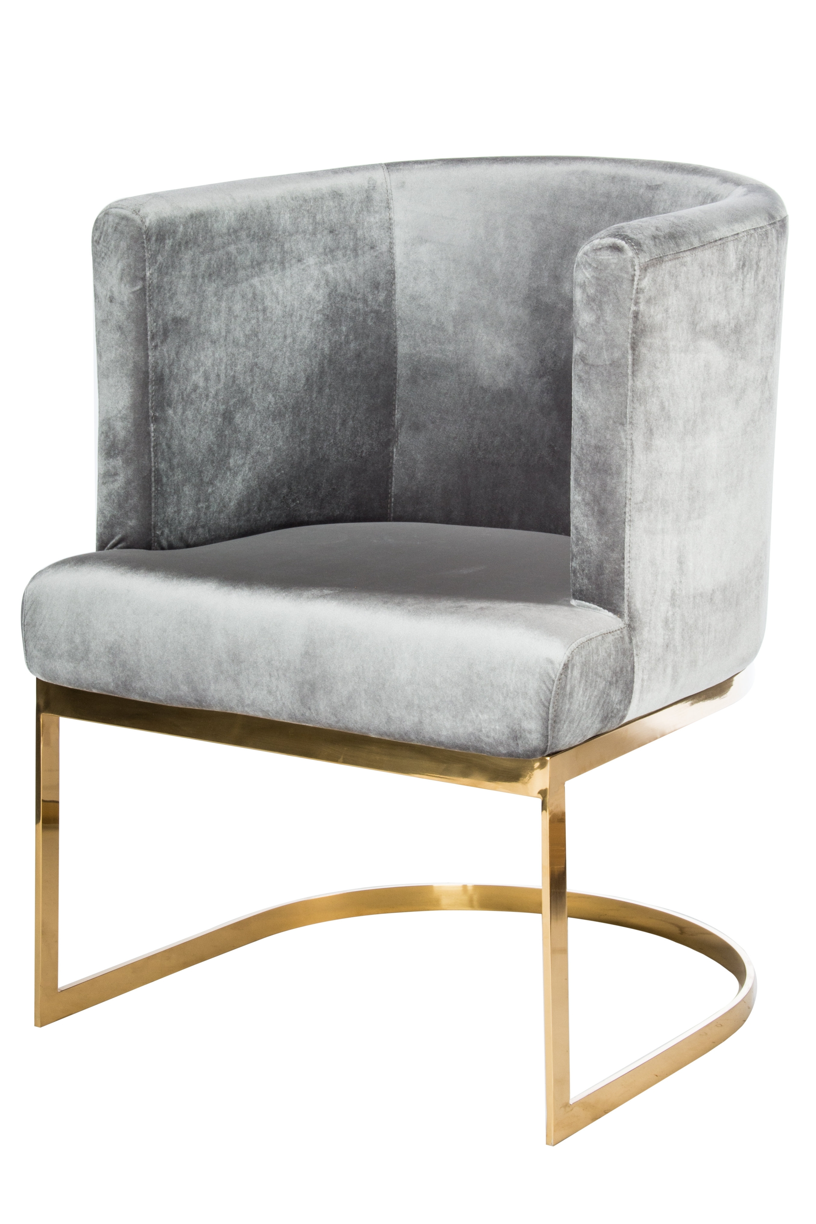 Popular Statementsj Hazel Upholstered Dining Chair & Reviews (View 17 of 20)