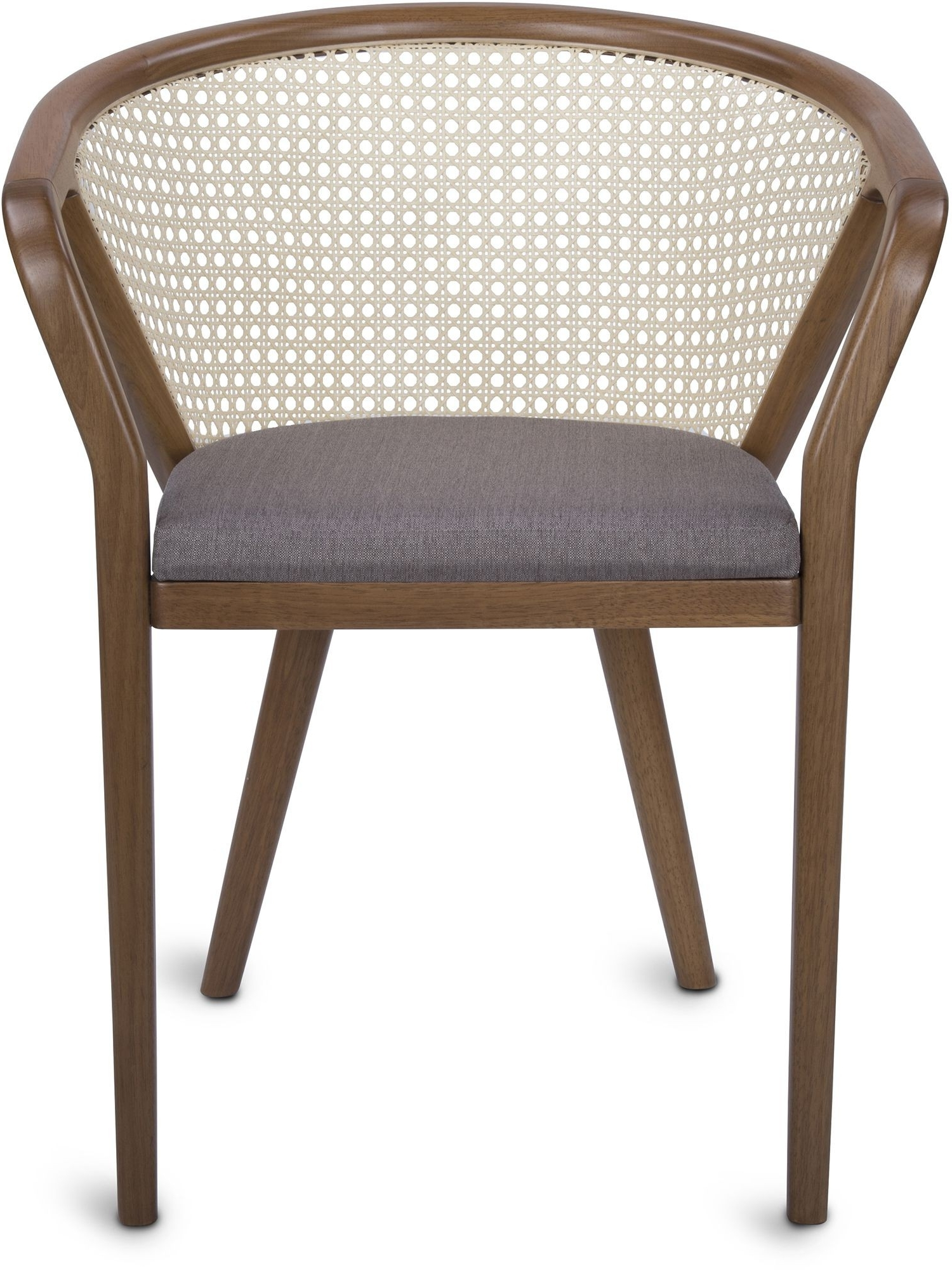 Popular Tela Dining Chair Natural Cane In Helms Side Chairs (View 14 of 20)