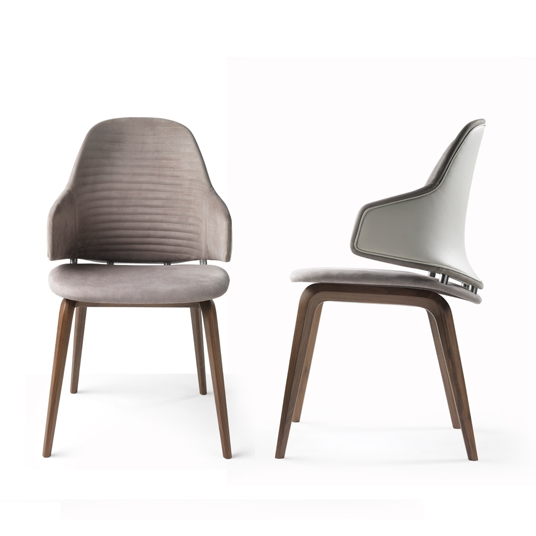 Preferred Vela Side Chairs For Luxury Italian Designer Vela Chair – Italian Designer & Luxury (View 7 of 20)