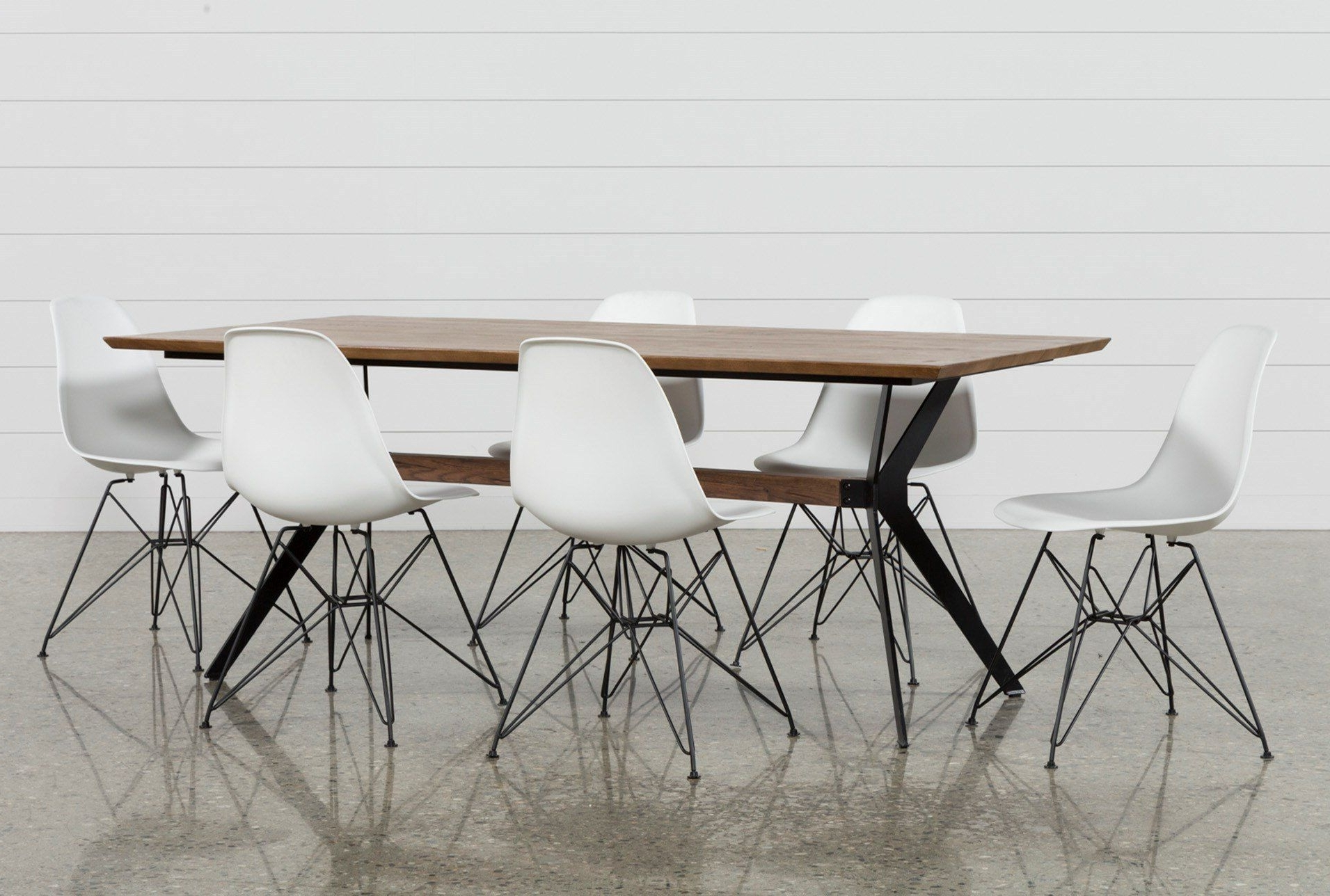 Featured Photo of Alexa White Side Chairs