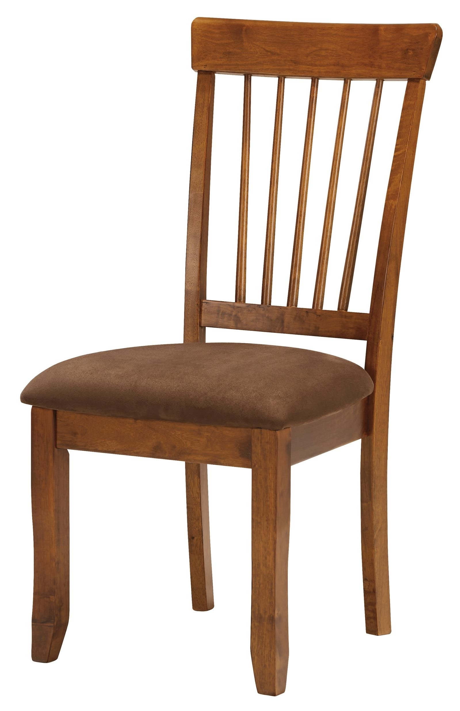 Recent Ashley Furniture Berringer Hickory Stained Side Chair With In Bardstown Side Chairs (View 15 of 20)