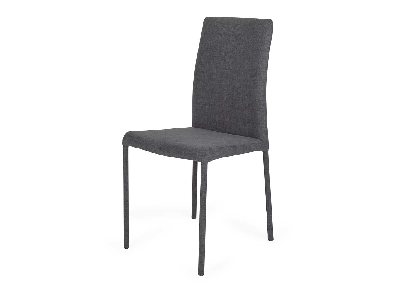 Recent Bronte Pair Of Dining Chairs In Moda Grey Side Chairs (Gallery 10 of 20)