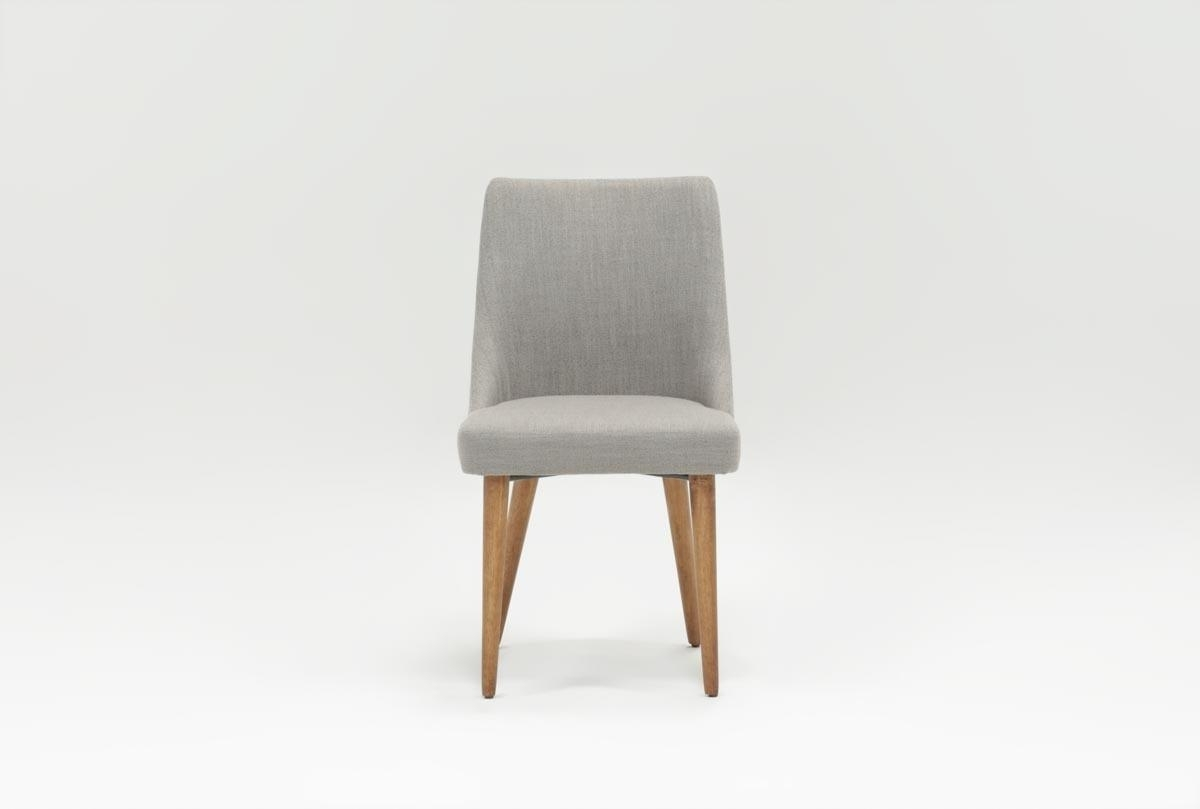 Featured Photo of Moda Grey Side Chairs