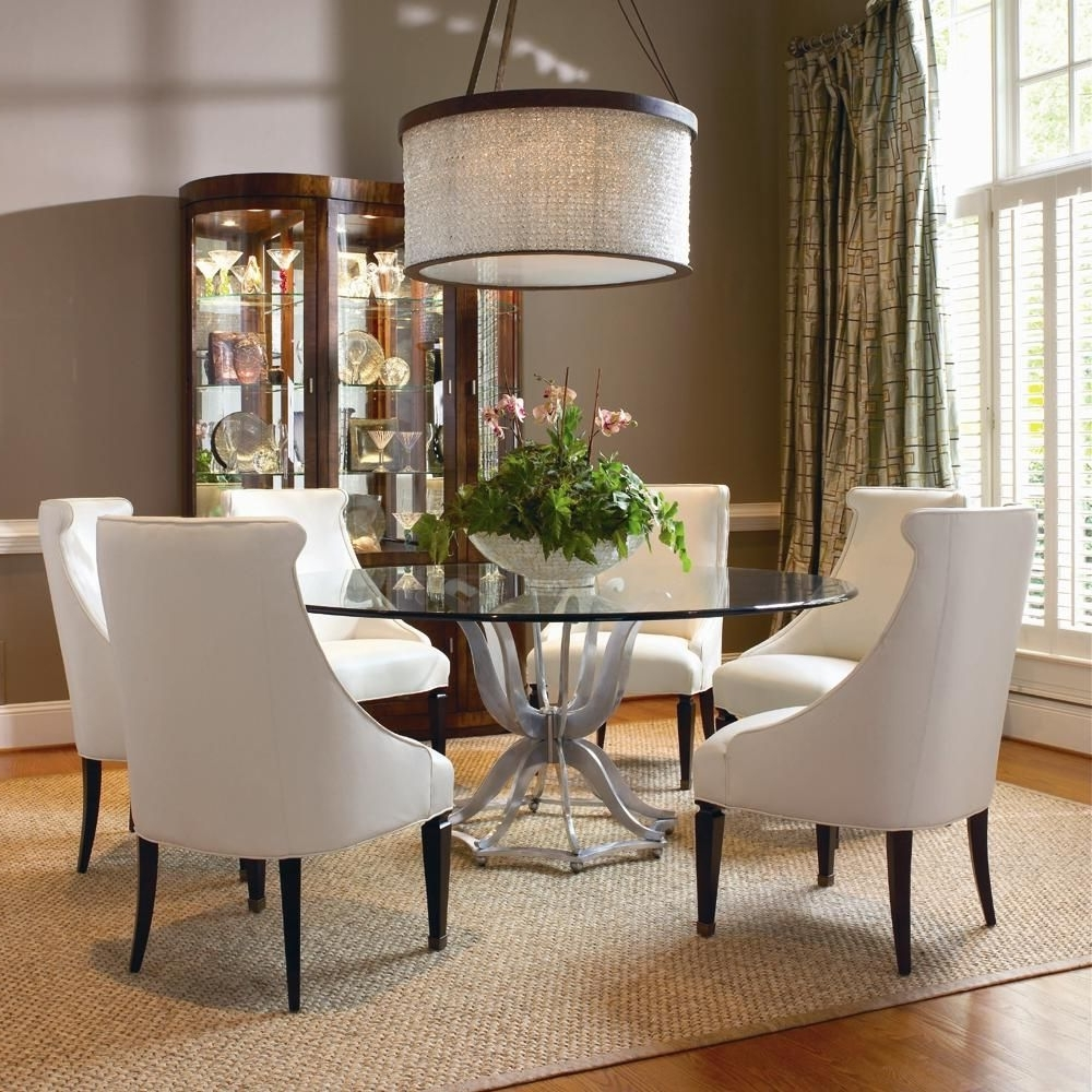Recent Omni Side Chairs Regarding Omni Metal Base Dining Table And Upholstered Chair Setcentury (Gallery 11 of 20)