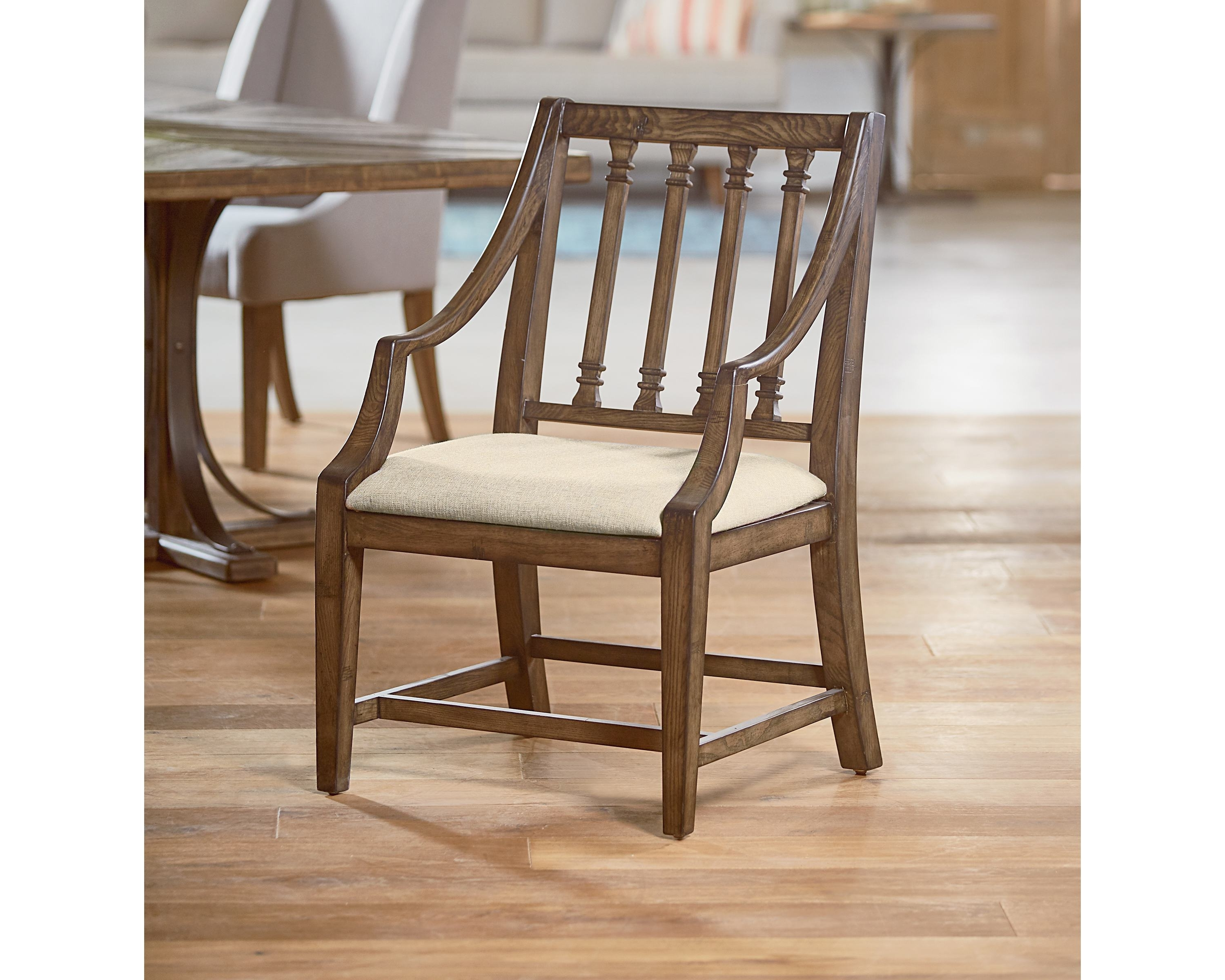 Revival Arm Chair – Magnolia Home Throughout 2017 Magnolia Home Revival Arm Chairs (View 3 of 20)