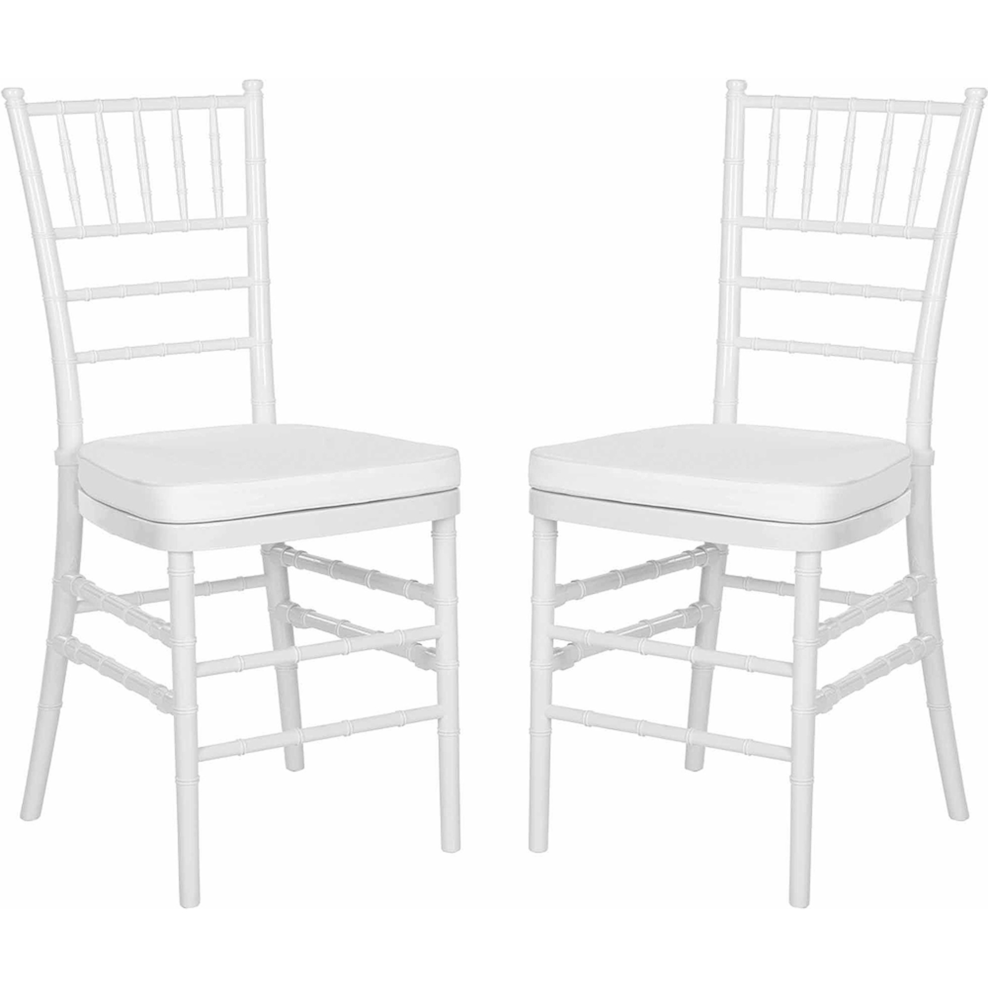 Safavieh Carly Side Chair, Set Of 2 – Walmart Pertaining To Fashionable Carly Side Chairs (View 15 of 20)