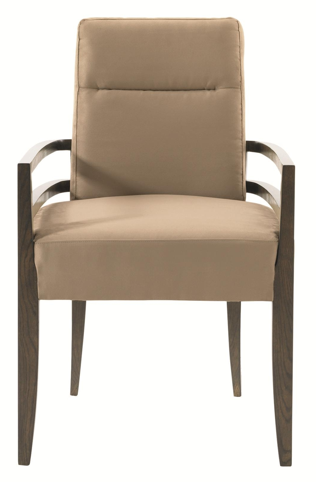 Schnadig Modern Artisan Craftsmen Chair With Upholstered Seat And Throughout Popular Craftsman Upholstered Side Chairs (View 11 of 20)