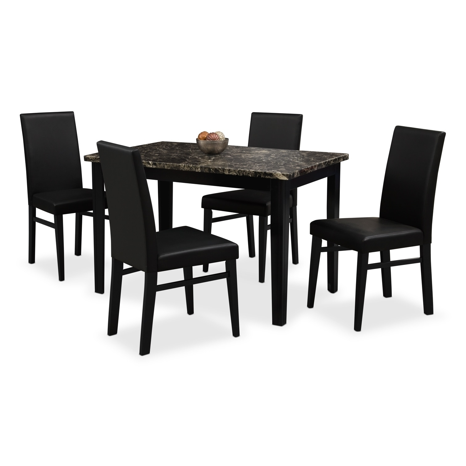 Shop 5 Piece Dining Room Sets (View 14 of 20)