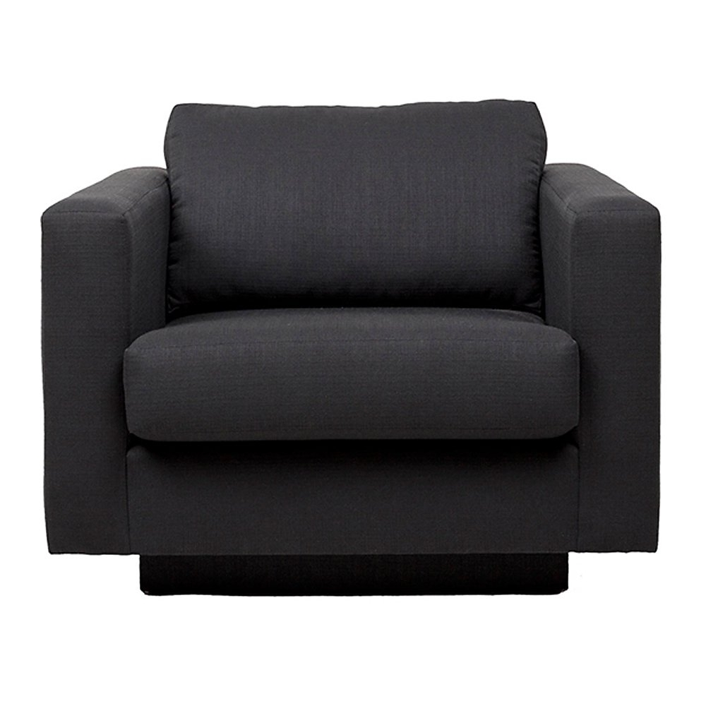 Shop Jaxon Christopher Grey Upholstered Armchair – Free Shipping Within Trendy Jaxon Grey Upholstered Side Chairs (View 19 of 20)