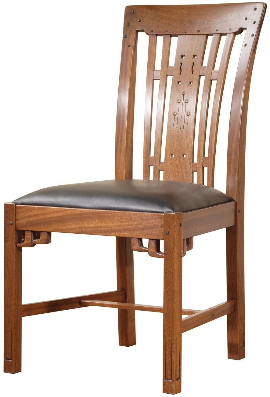 Stickley – An 7353 S 131, Blacker House Side Chair (View 16 of 20)