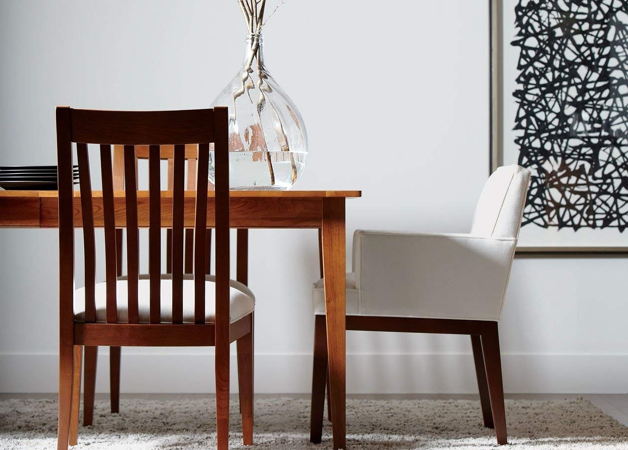 Teagan Side Chairs Pertaining To Well Liked Amazon – Ethan Allen Teagan Side Chair, Fairfax, Cayman Cream (View 16 of 20)