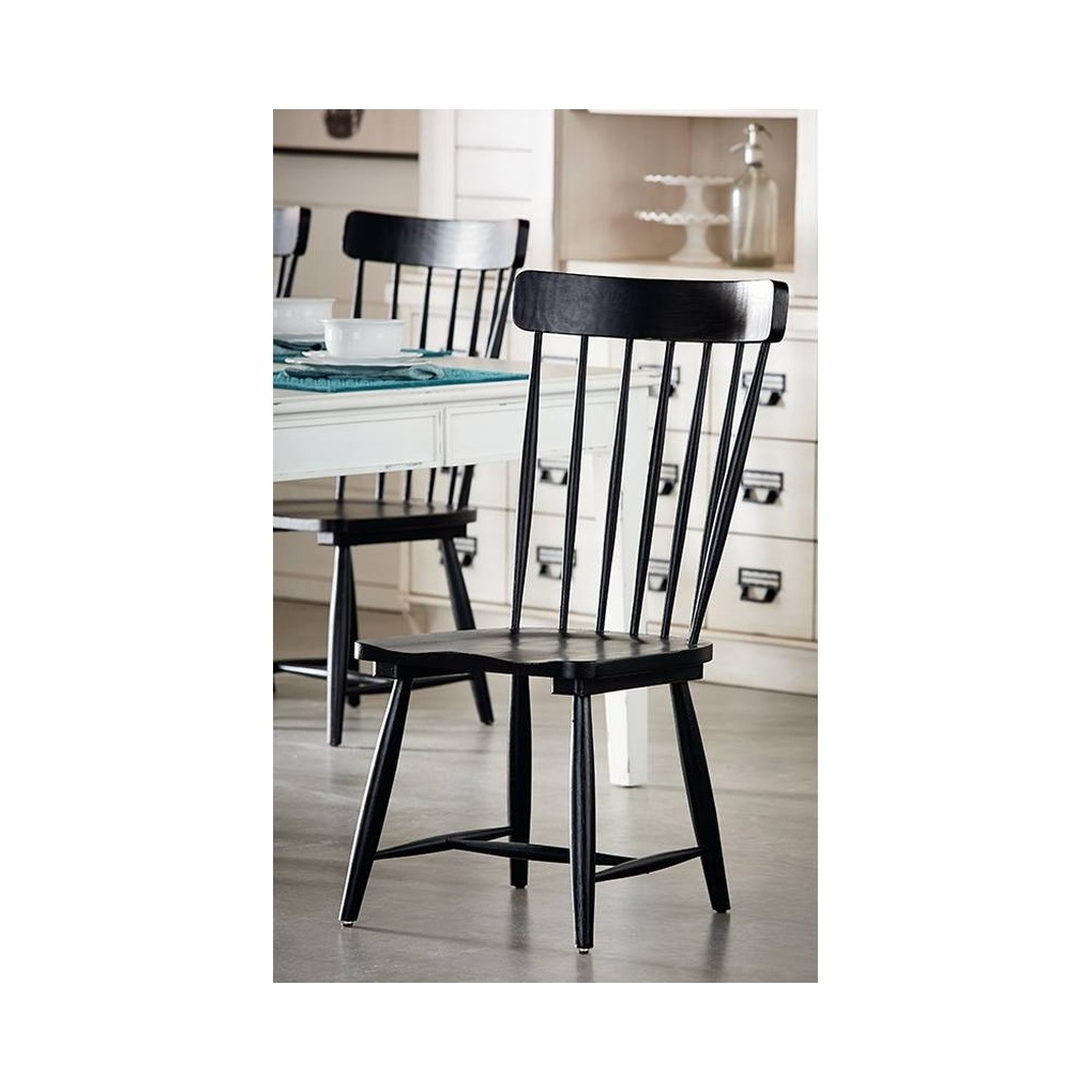 The Design Network Within Most Popular Magnolia Home Spindle Back Side Chairs (View 6 of 20)